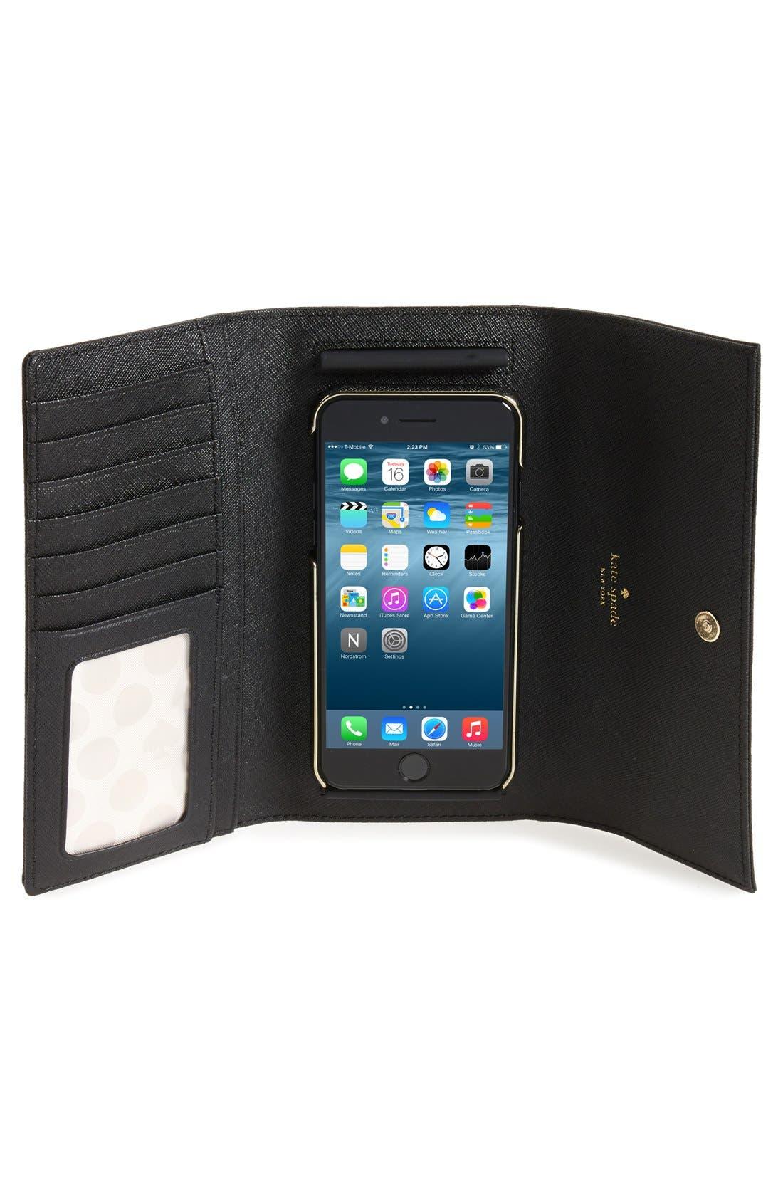 leather iPhone 7/8 & 7/8 Plus case,                             Alternate thumbnail 33, color,