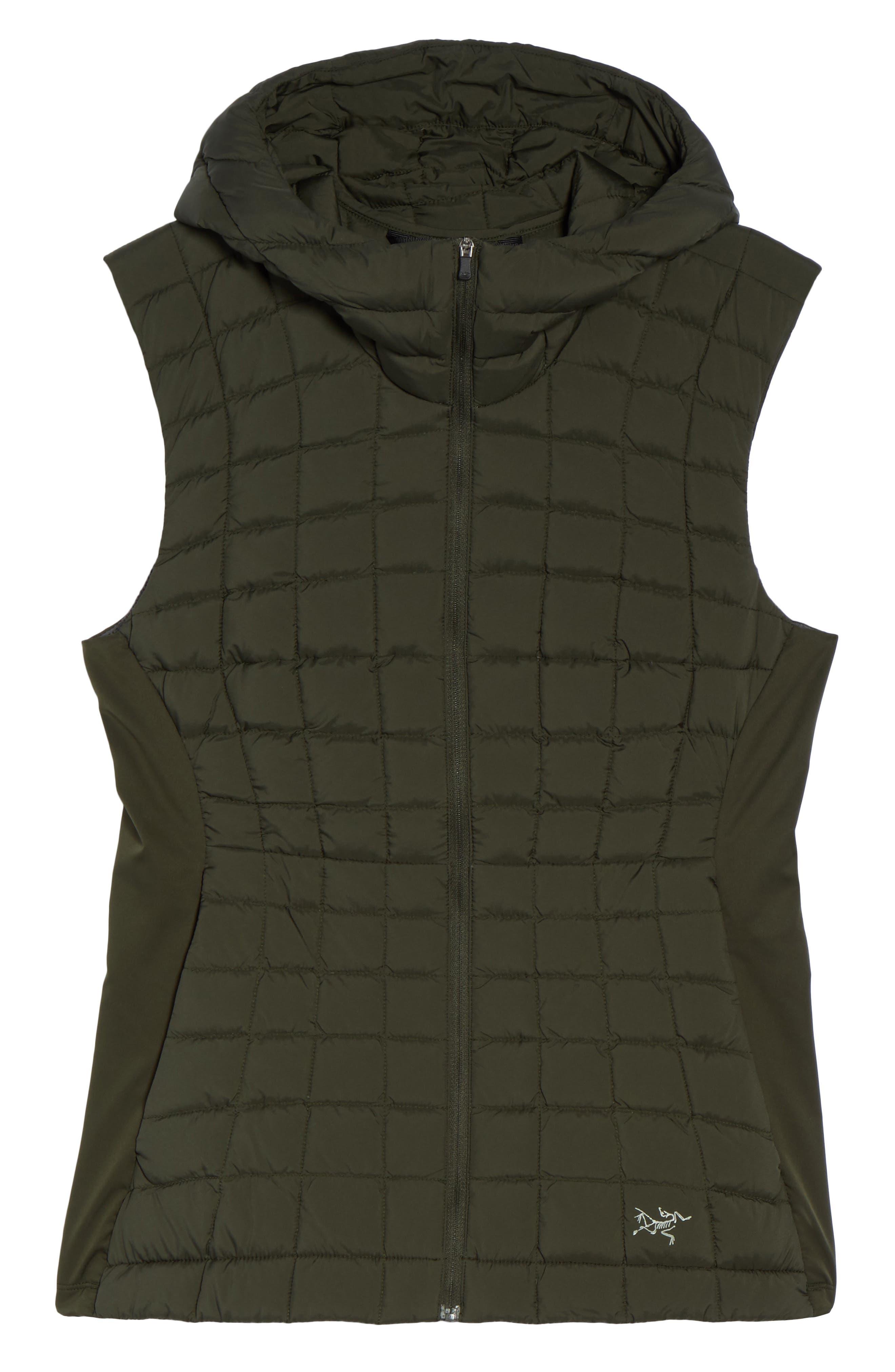 'Narin' Water Repellent Vest,                             Alternate thumbnail 5, color,                             300