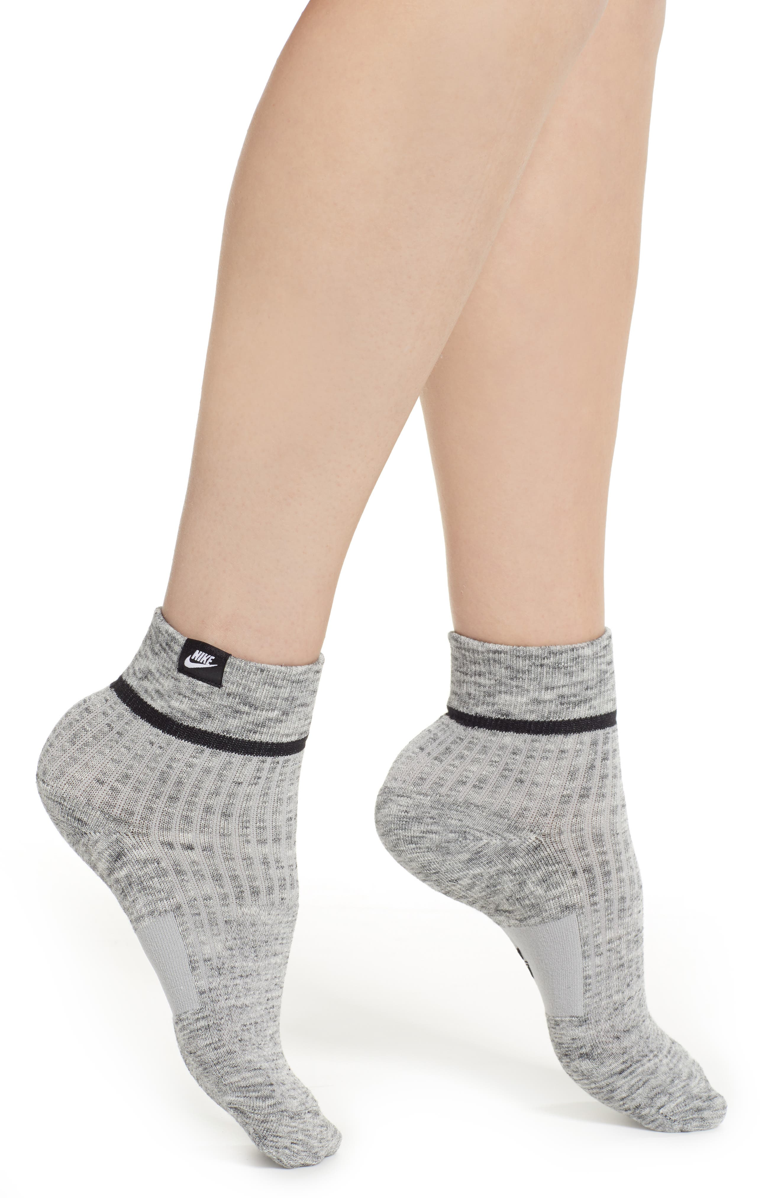 2-Pack SNKR Sox Essential Ankle Socks,                             Main thumbnail 1, color,                             020