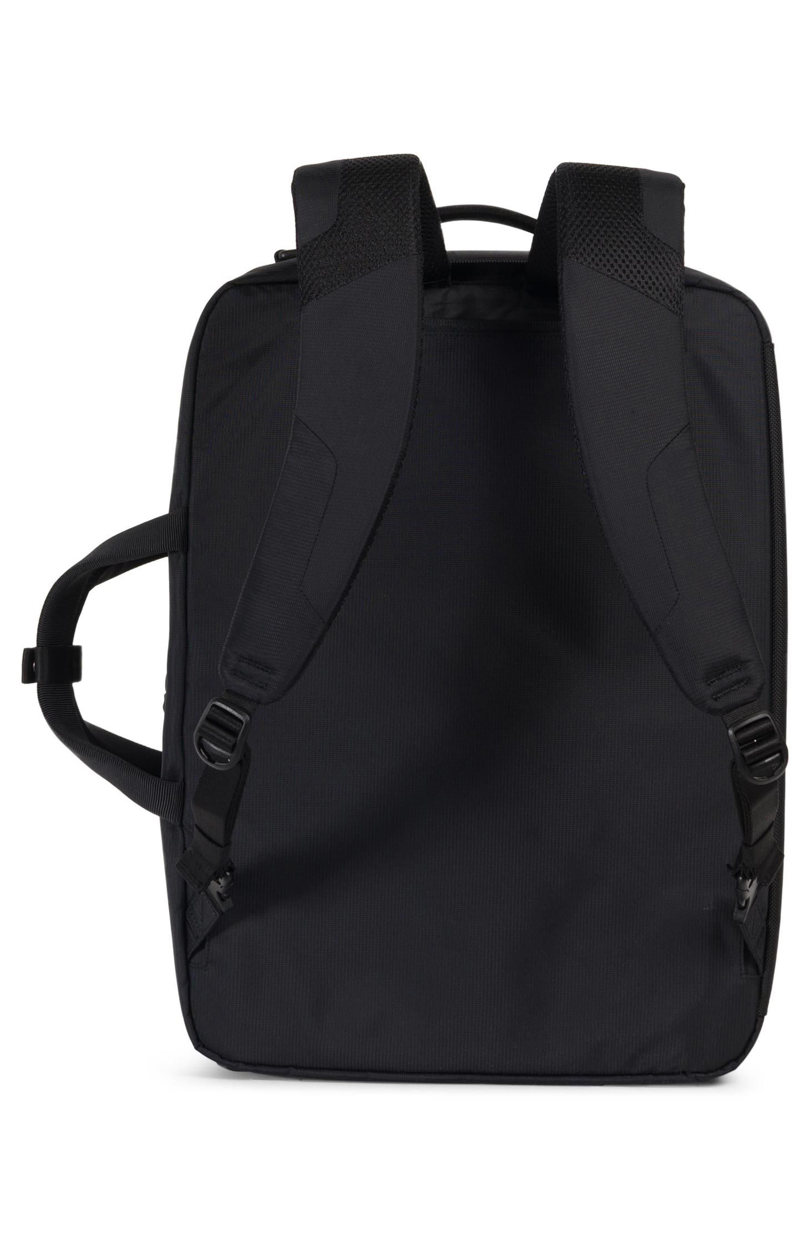 Britannia XL Convertible Messenger Bag,                             Alternate thumbnail 4, color,