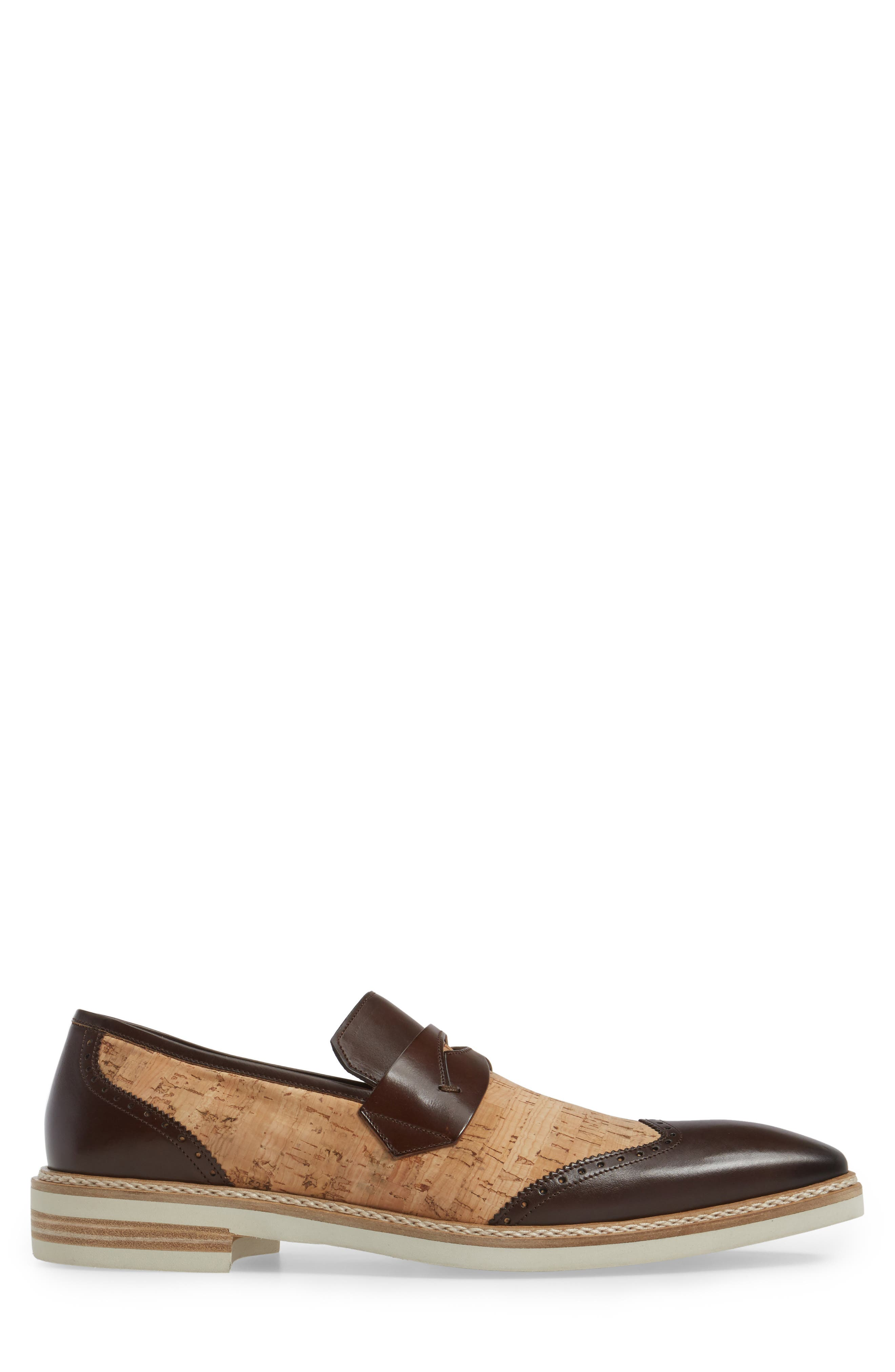 Redi Venetian Loafer,                             Alternate thumbnail 3, color,                             200