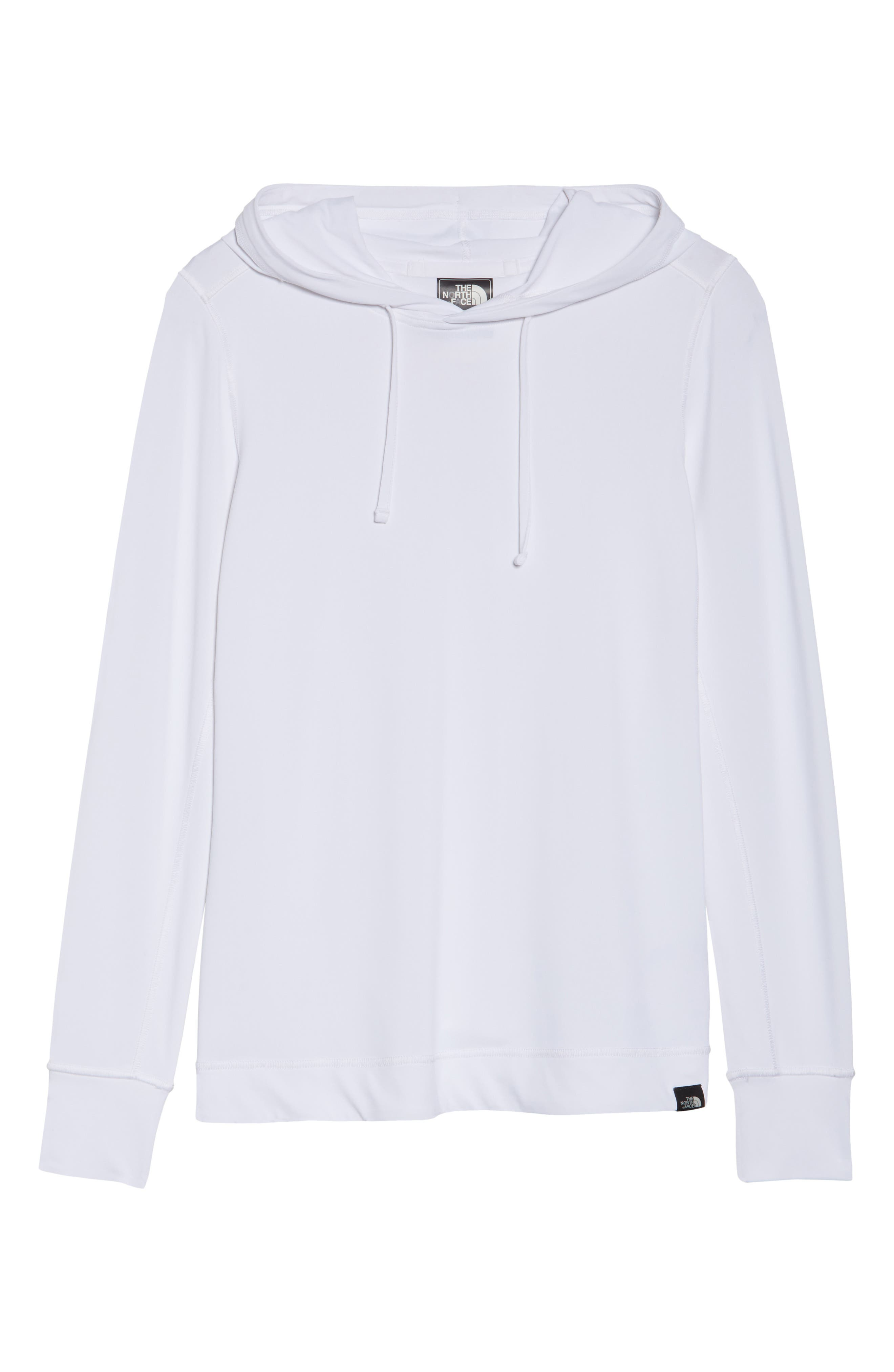 Shade Me Hooded Top,                             Alternate thumbnail 7, color,                             100