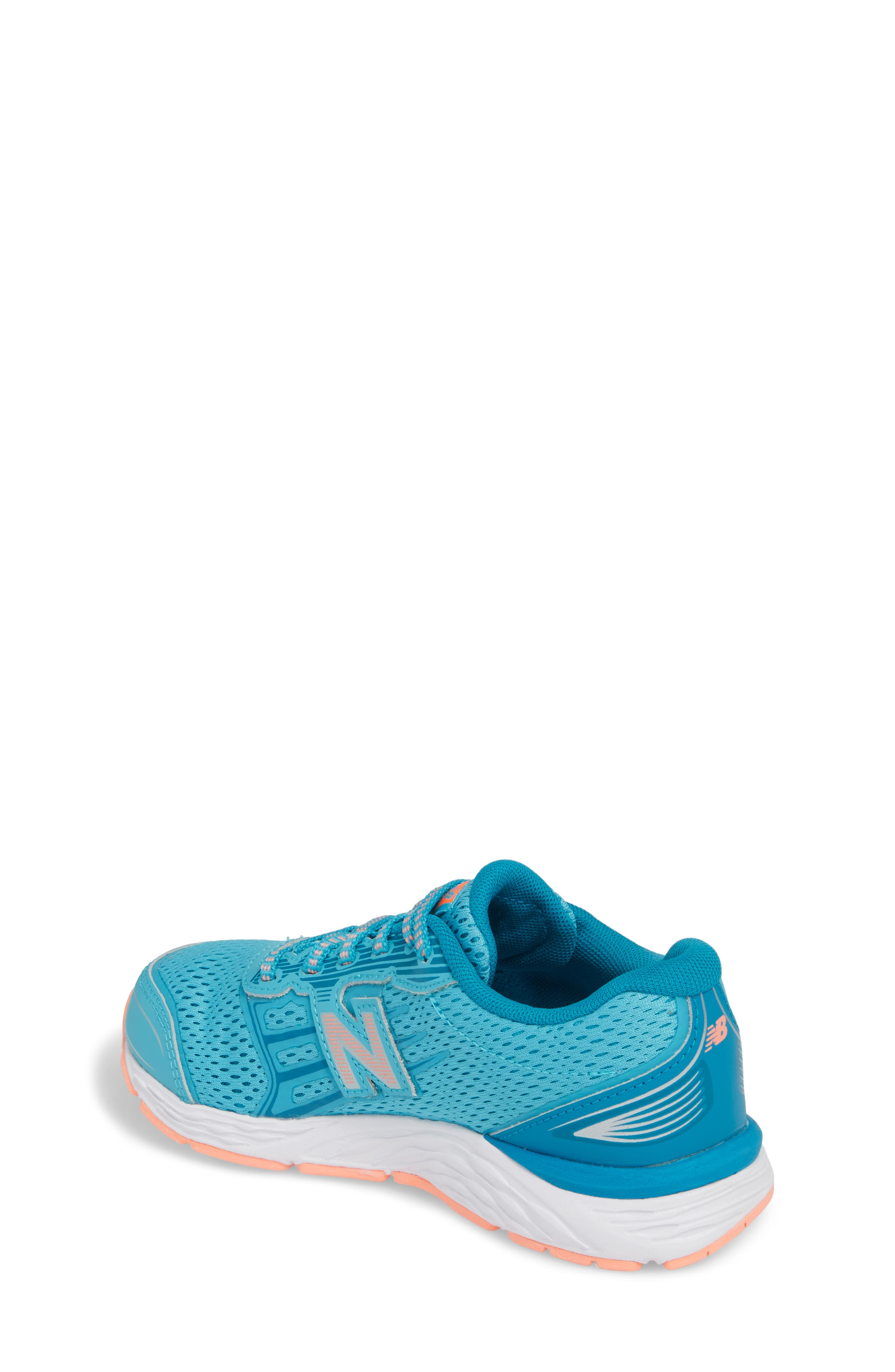 680v5 Running Shoe,                             Alternate thumbnail 2, color,                             DEEP OZONE BLUE
