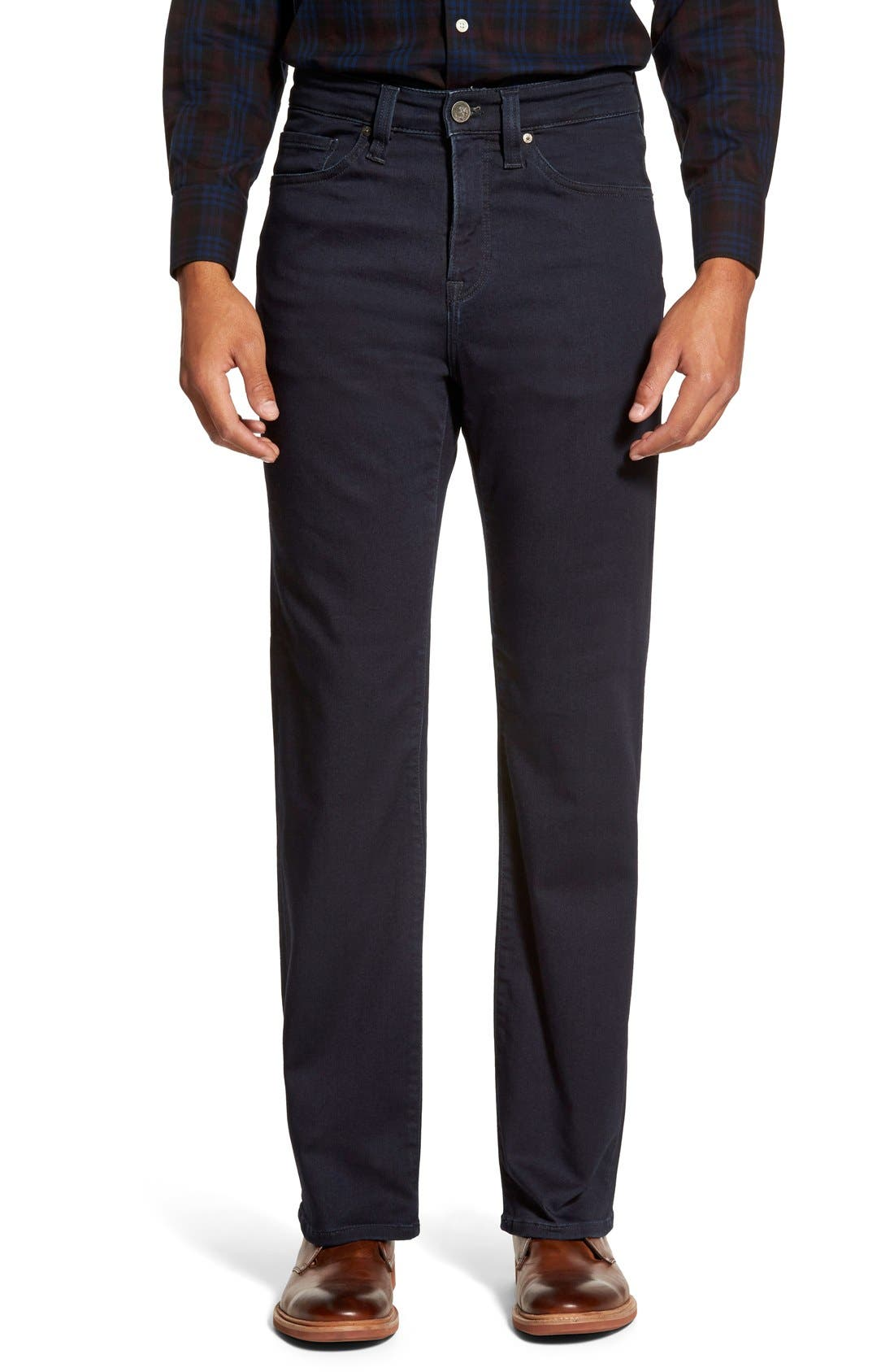 'Charisma' Relaxed Fit Jeans,                             Main thumbnail 1, color,                             RINSE SPORTY