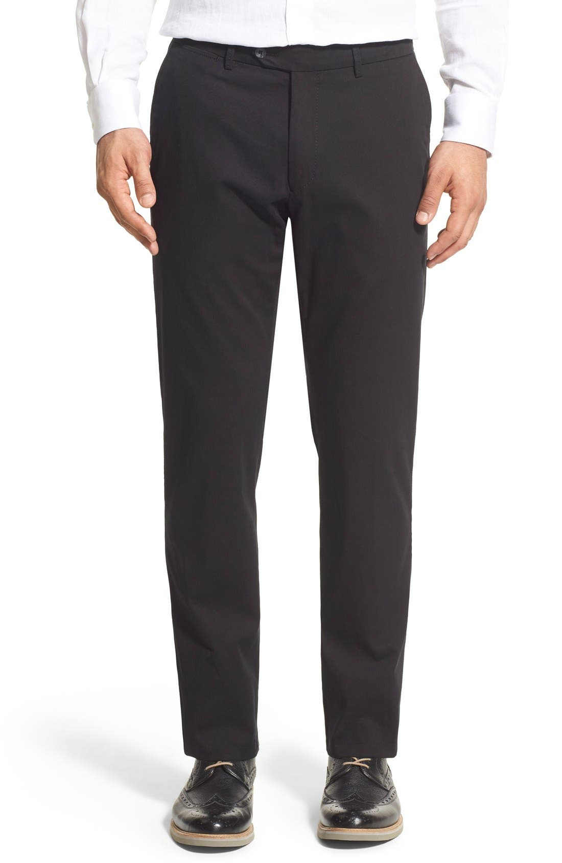 Atwater Cotton Twill Pants,                         Main,                         color, 001