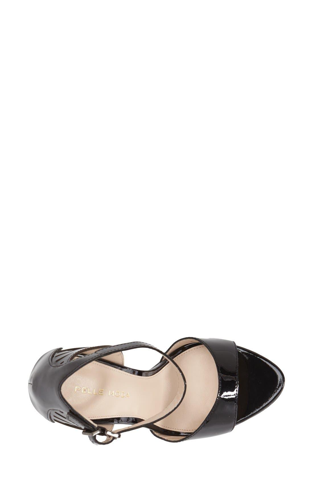 'Fenton' Ankle Strap Sandal,                             Alternate thumbnail 16, color,