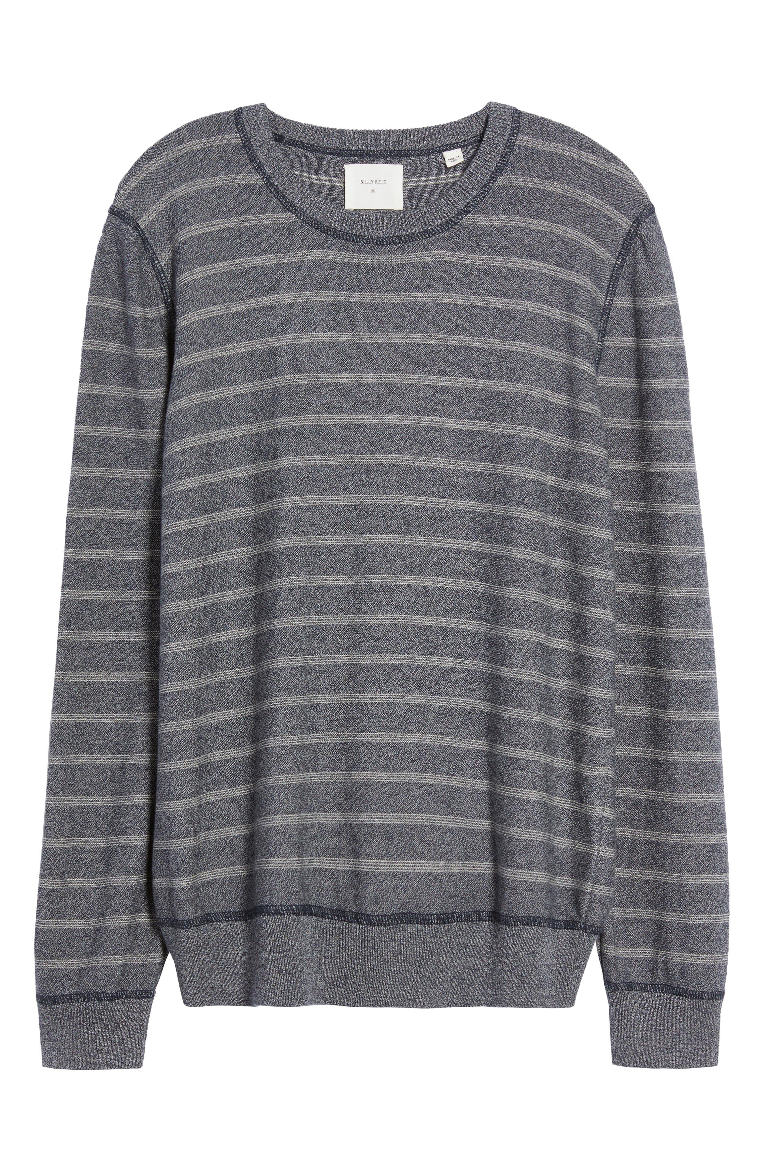 Tanner Crewneck Sweatshirt,                             Alternate thumbnail 6, color,                             021