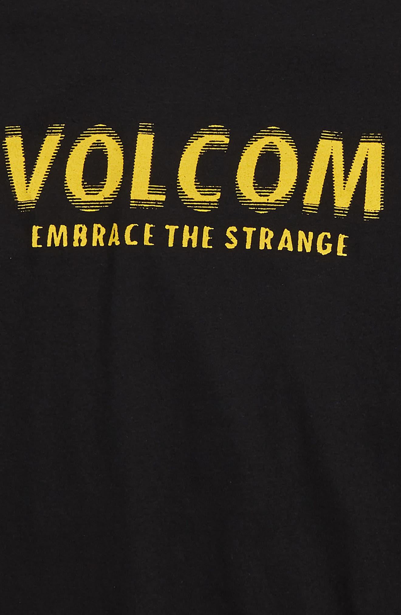 Embrace the Strange T-Shirt,                             Alternate thumbnail 2, color,                             001