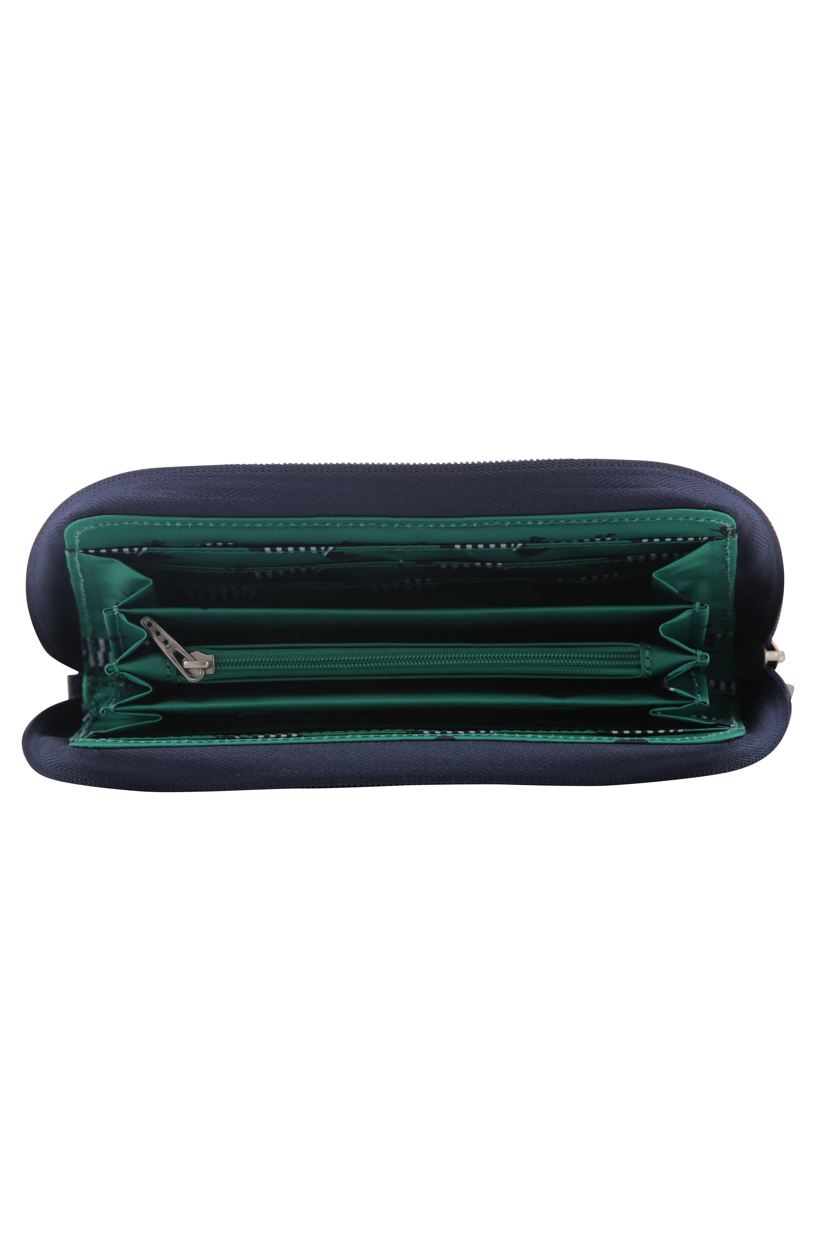 Be Spendy - Coastal Collection Clutch Wallet,                             Alternate thumbnail 2, color,                             PROVIDENCE