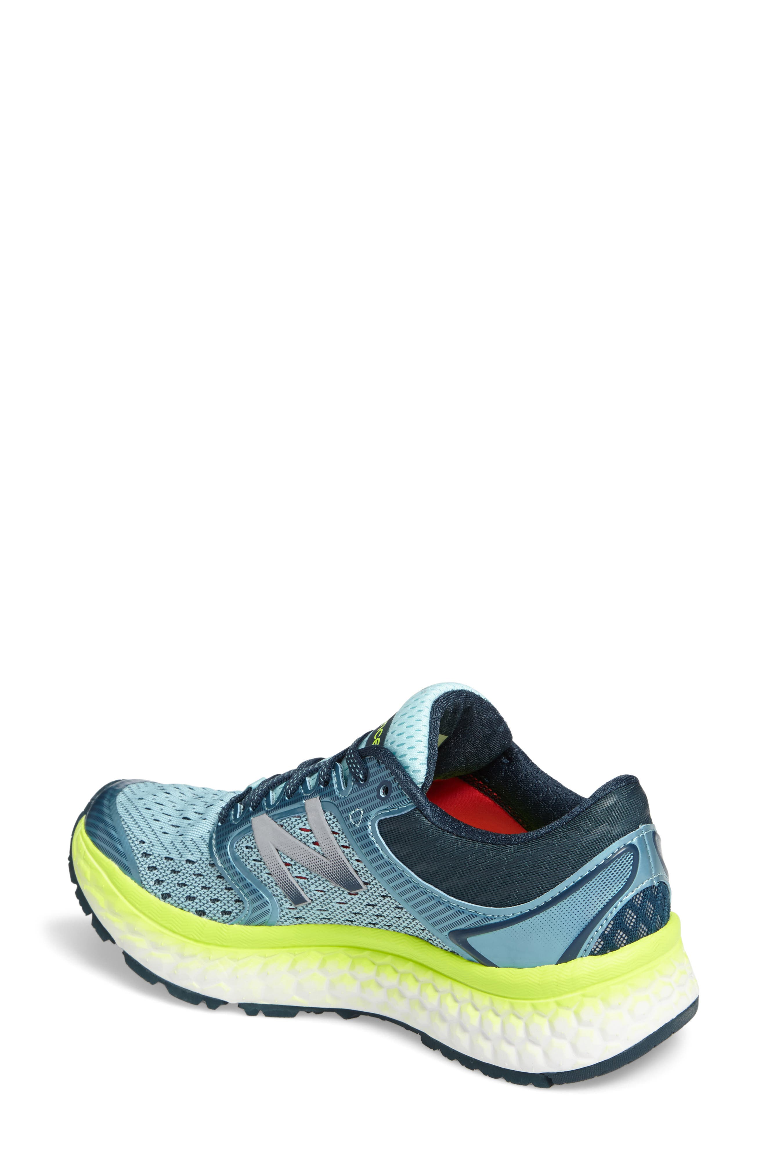 '1080 - Fresh Foam' Running Shoe,                             Alternate thumbnail 2, color,                             OZONE BLUE GLOW