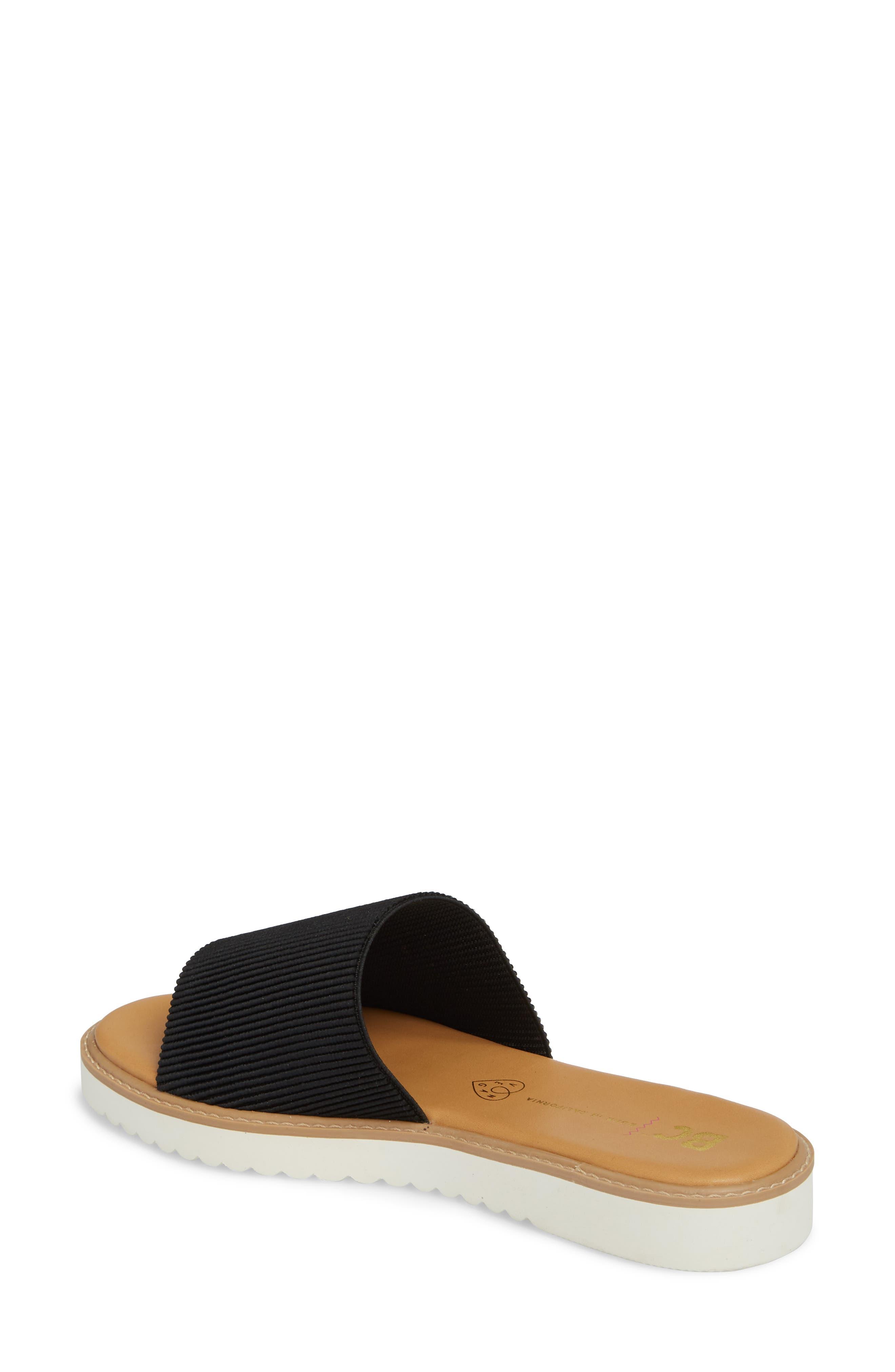 Cotton Candy Slide Sandal,                             Alternate thumbnail 2, color,                             001