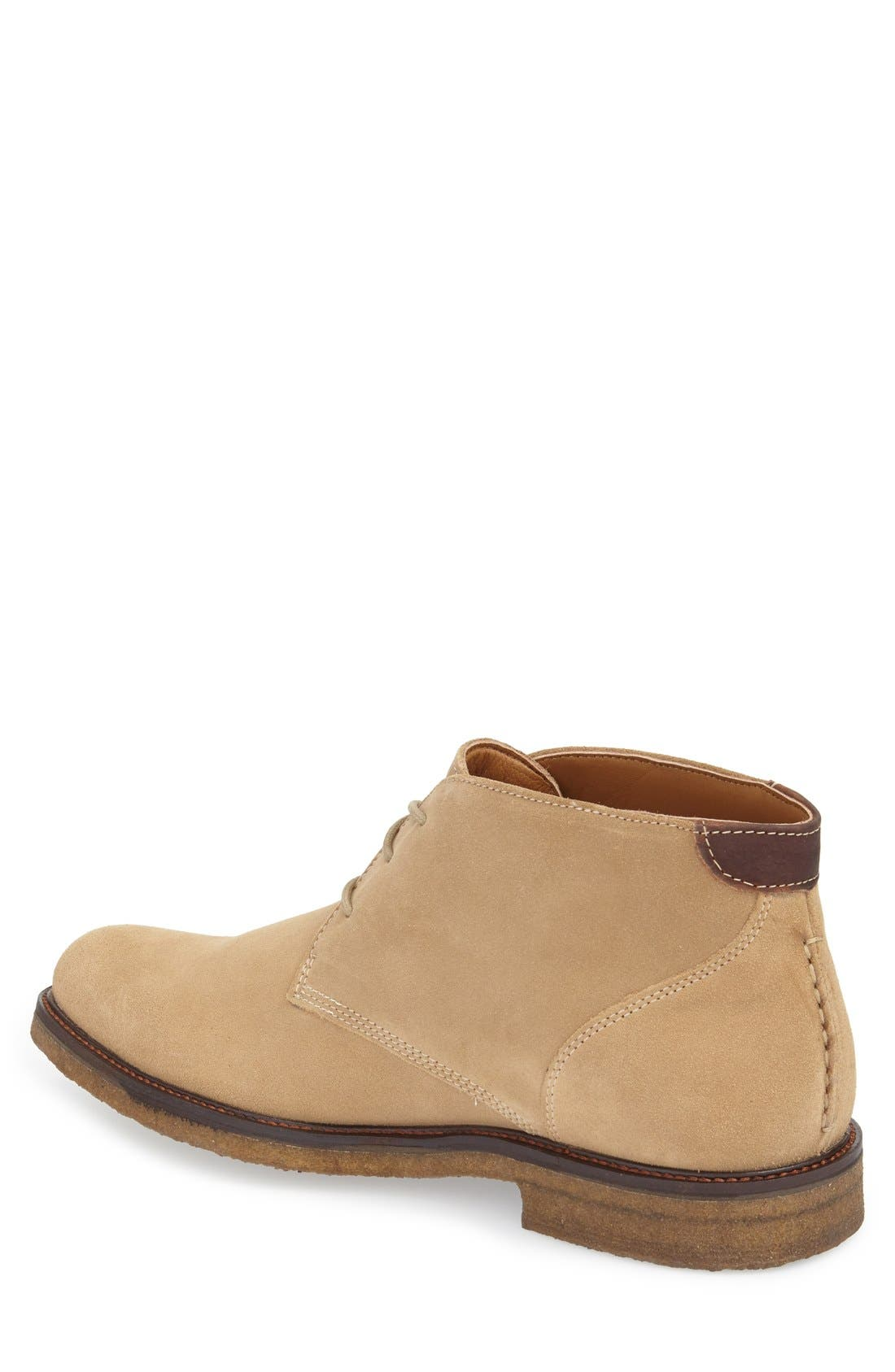 'Copeland' Suede Chukka Boot,                             Alternate thumbnail 14, color,