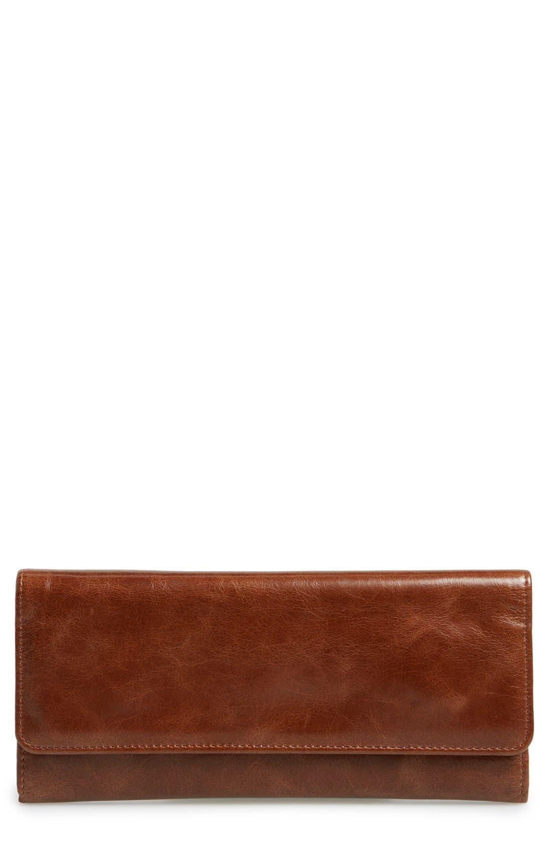 'Sadie' Leather Wallet,                             Main thumbnail 19, color,