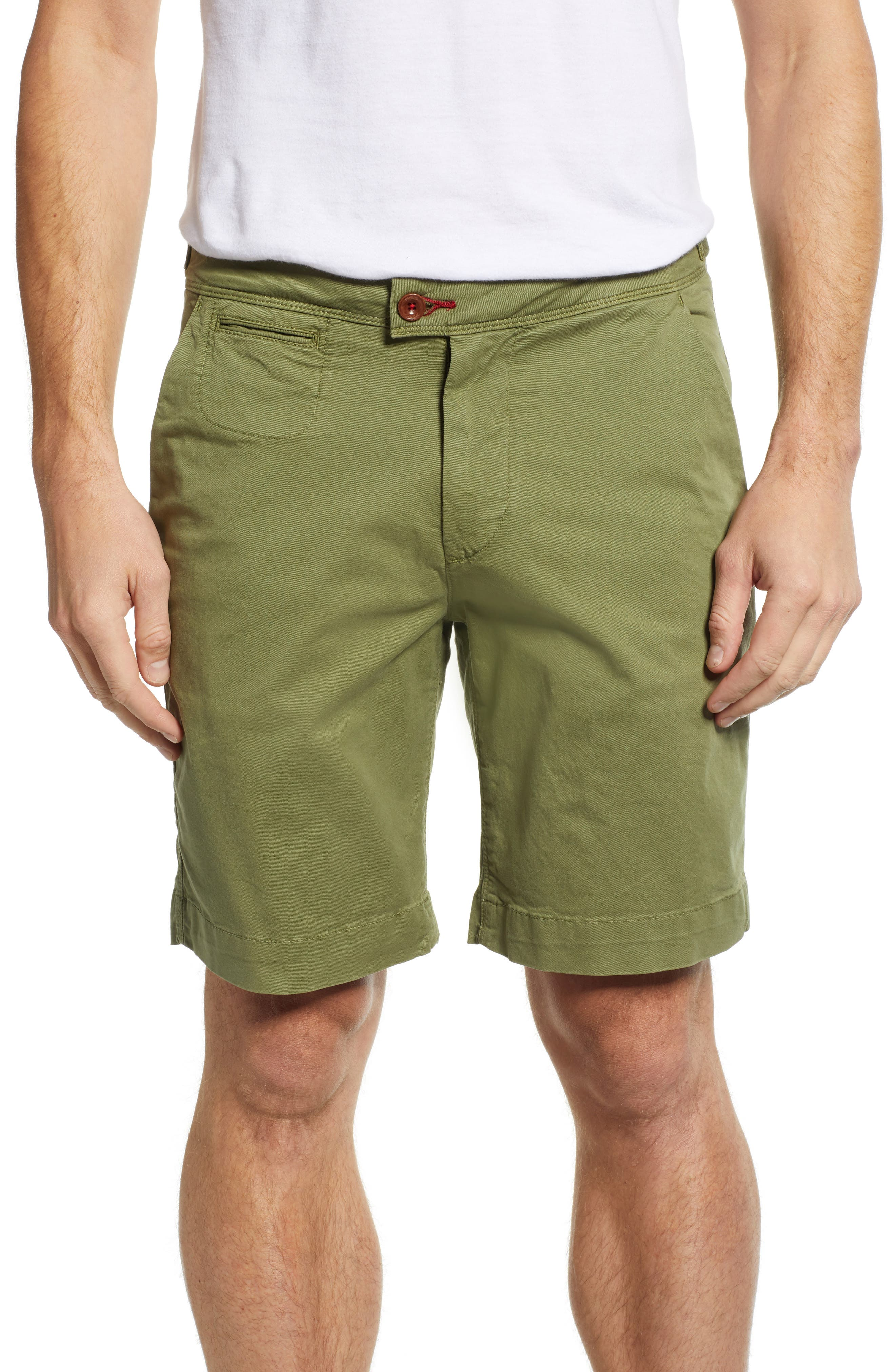 Triumph Shorts,                             Main thumbnail 1, color,                             OLIVINE