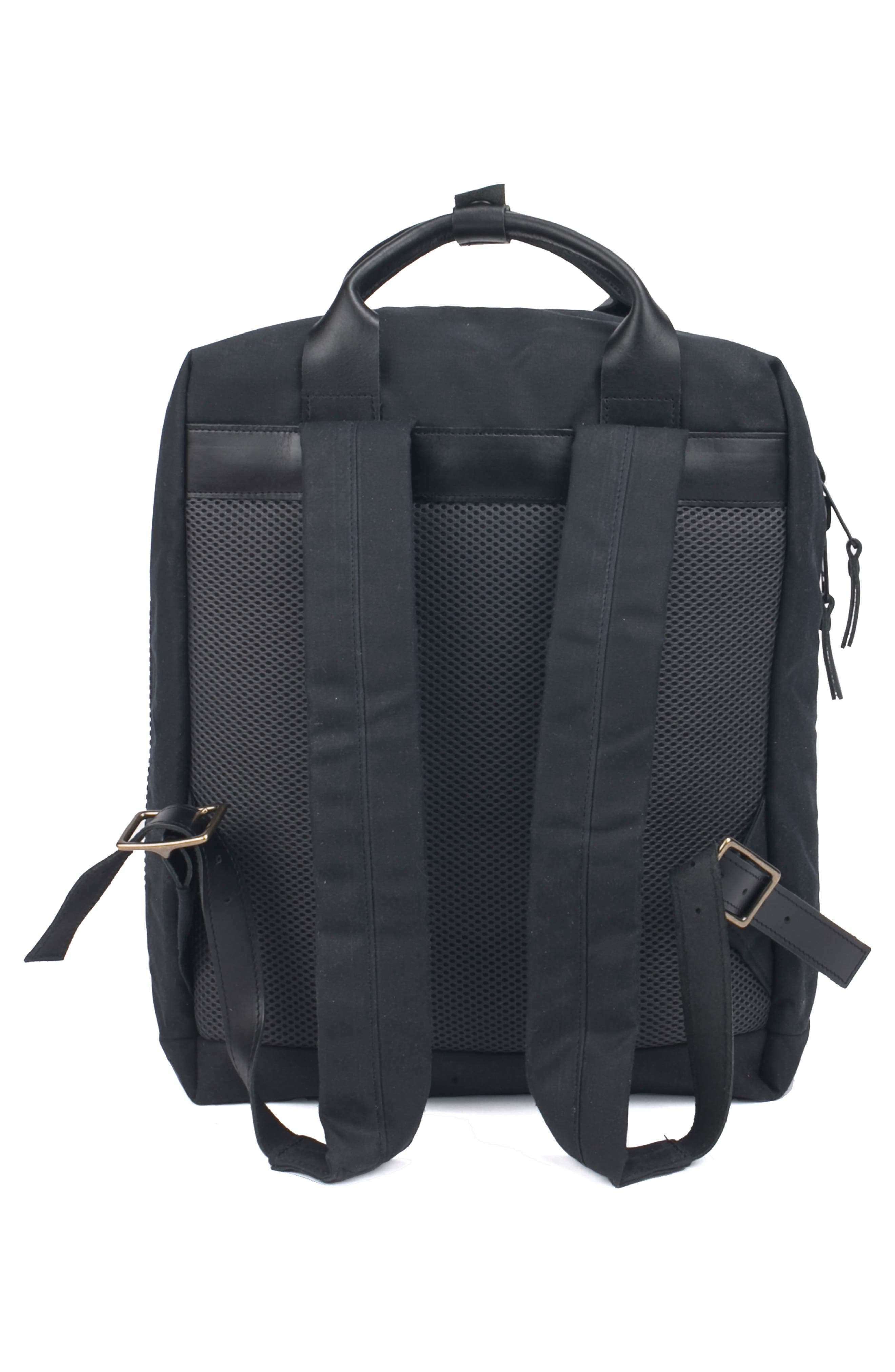 Metro Backpack,                             Alternate thumbnail 2, color,                             BLACK