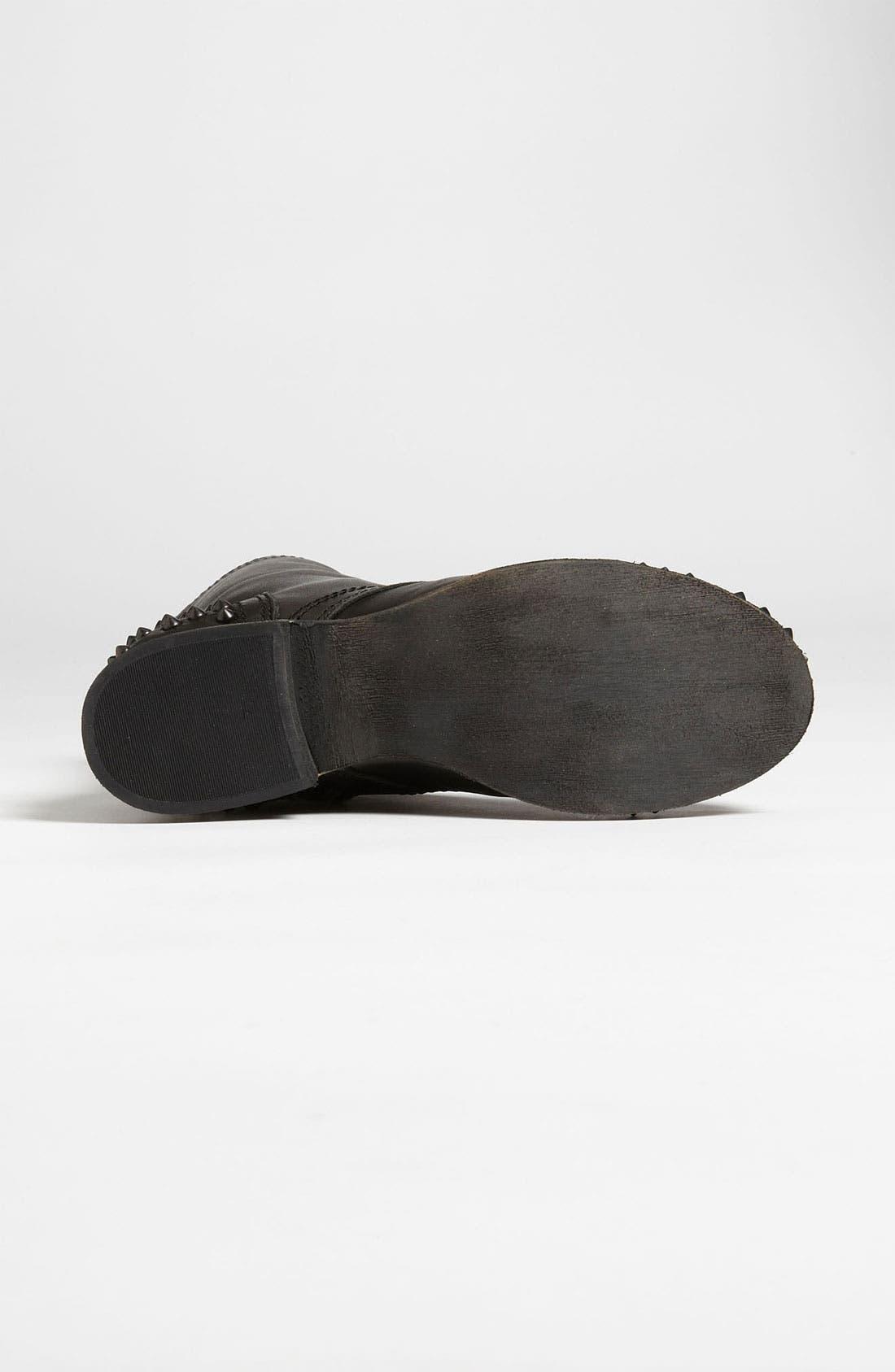 'Tarnney' Boot,                             Alternate thumbnail 3, color,                             001