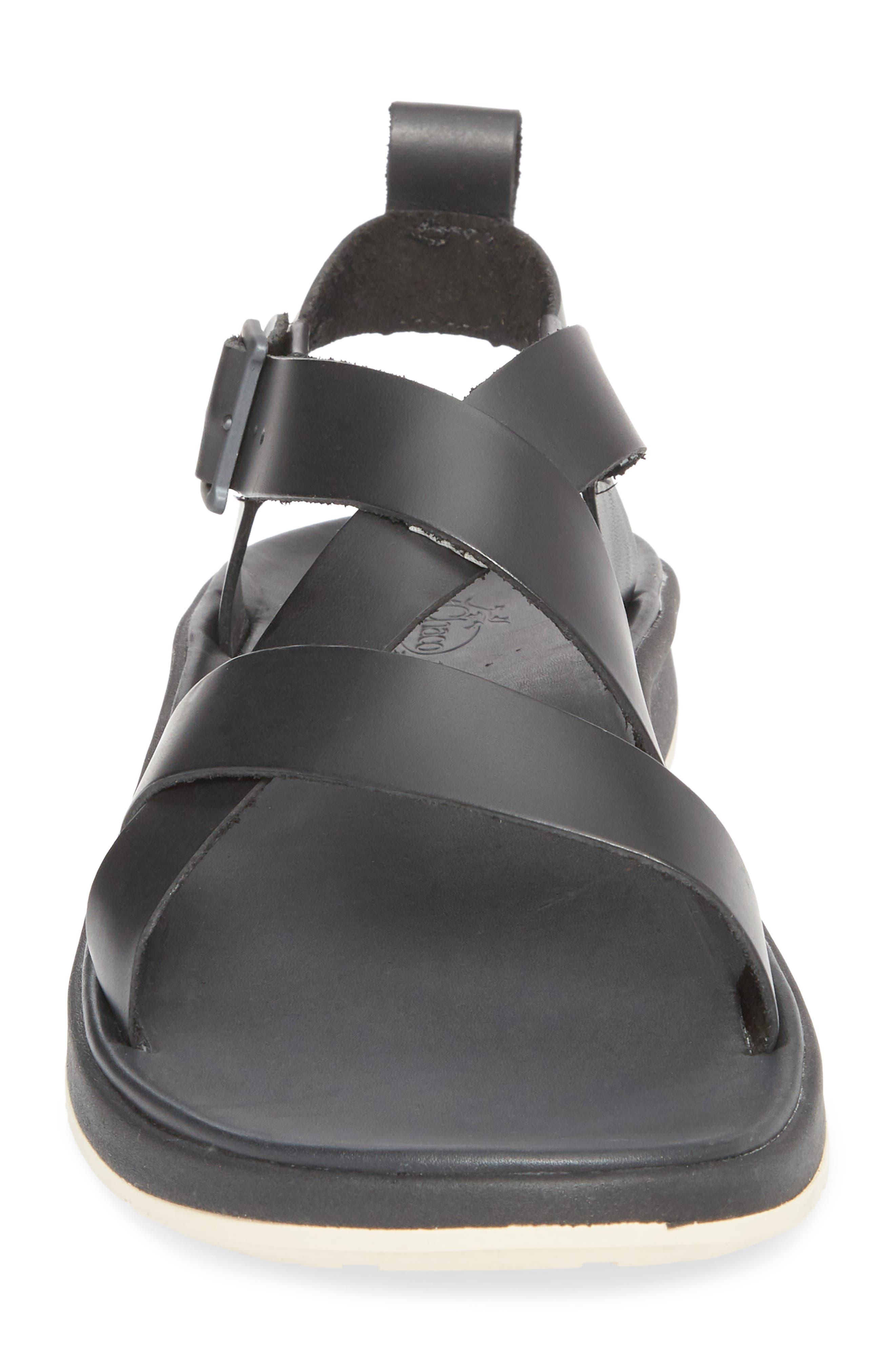 Sandal,                             Alternate thumbnail 4, color,                             001