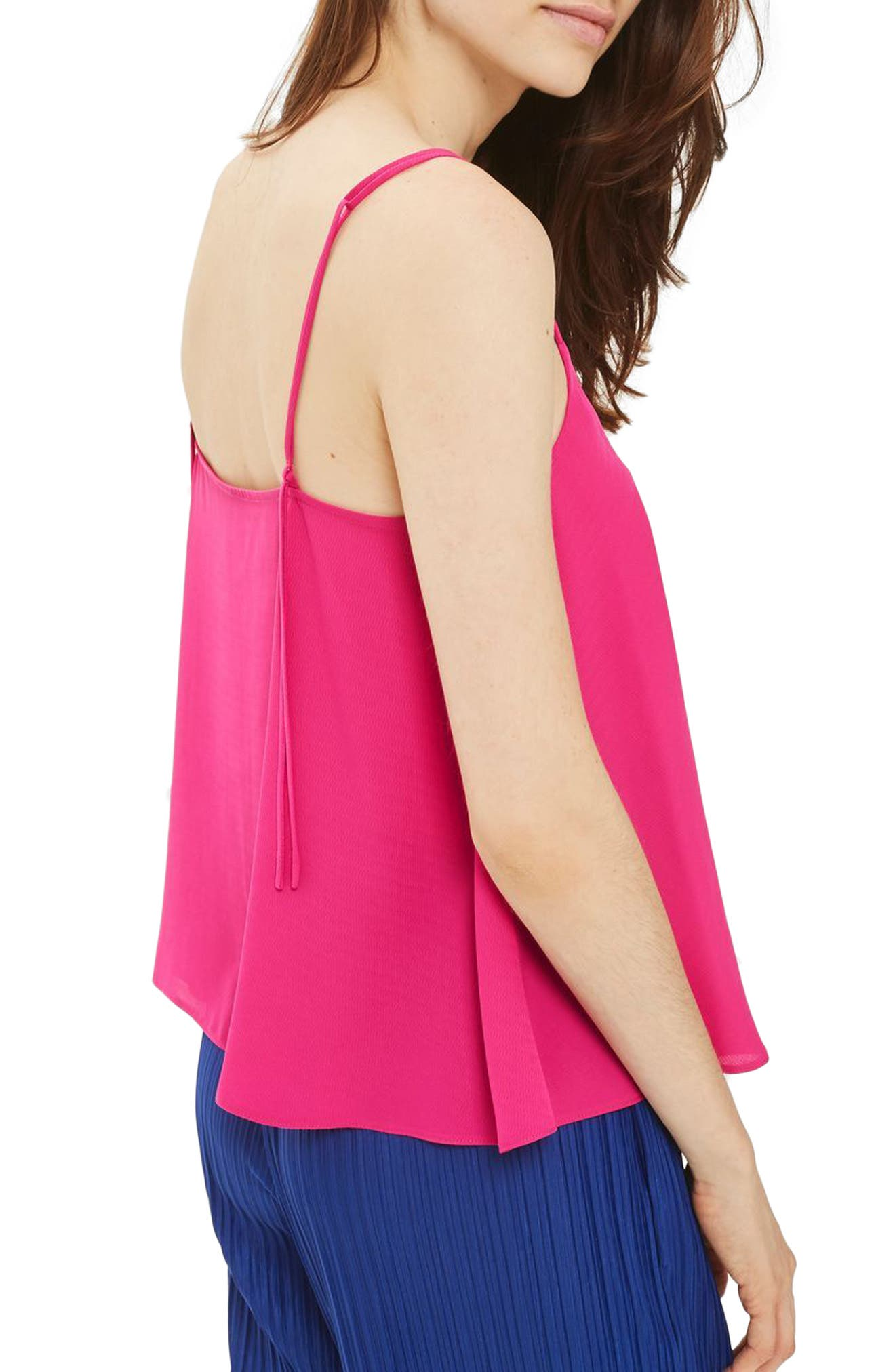 Rouleau Swing Camisole,                             Alternate thumbnail 19, color,