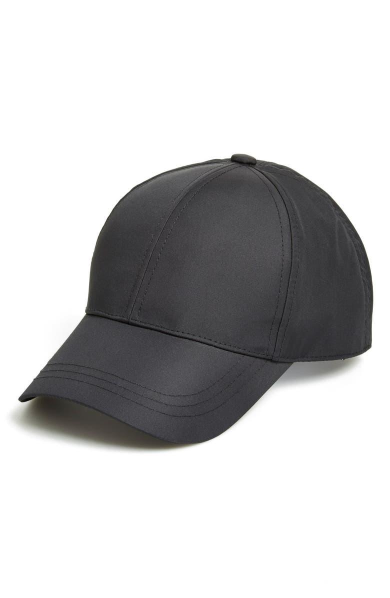 August Hat Nylon Baseball Cap  2c314c856cb