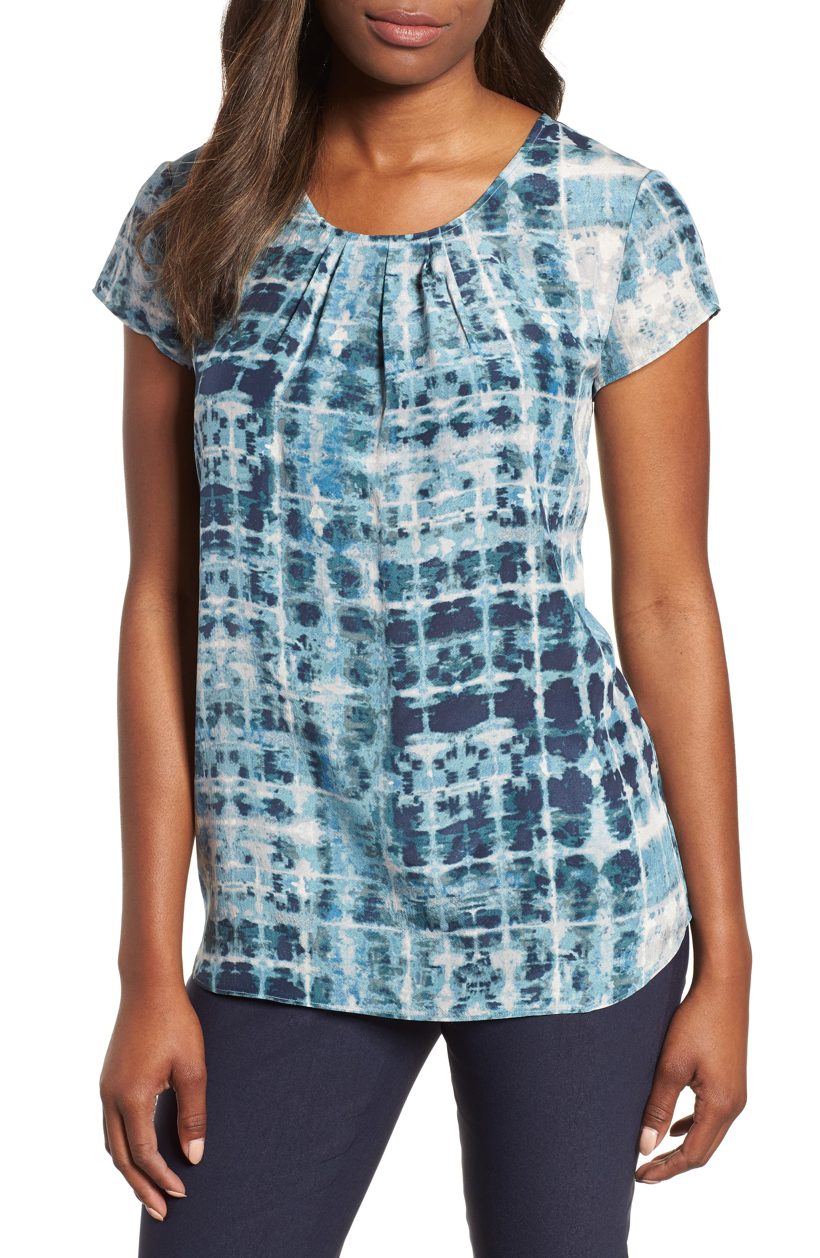 Looking Glass Top,                         Main,                         color, MULTI