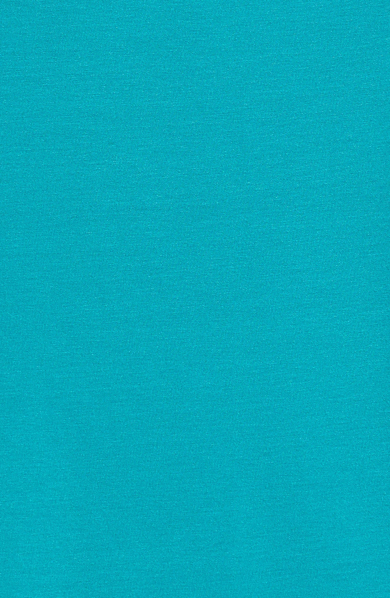 Asymmetrical Stretch Jersey Top,                             Alternate thumbnail 19, color,