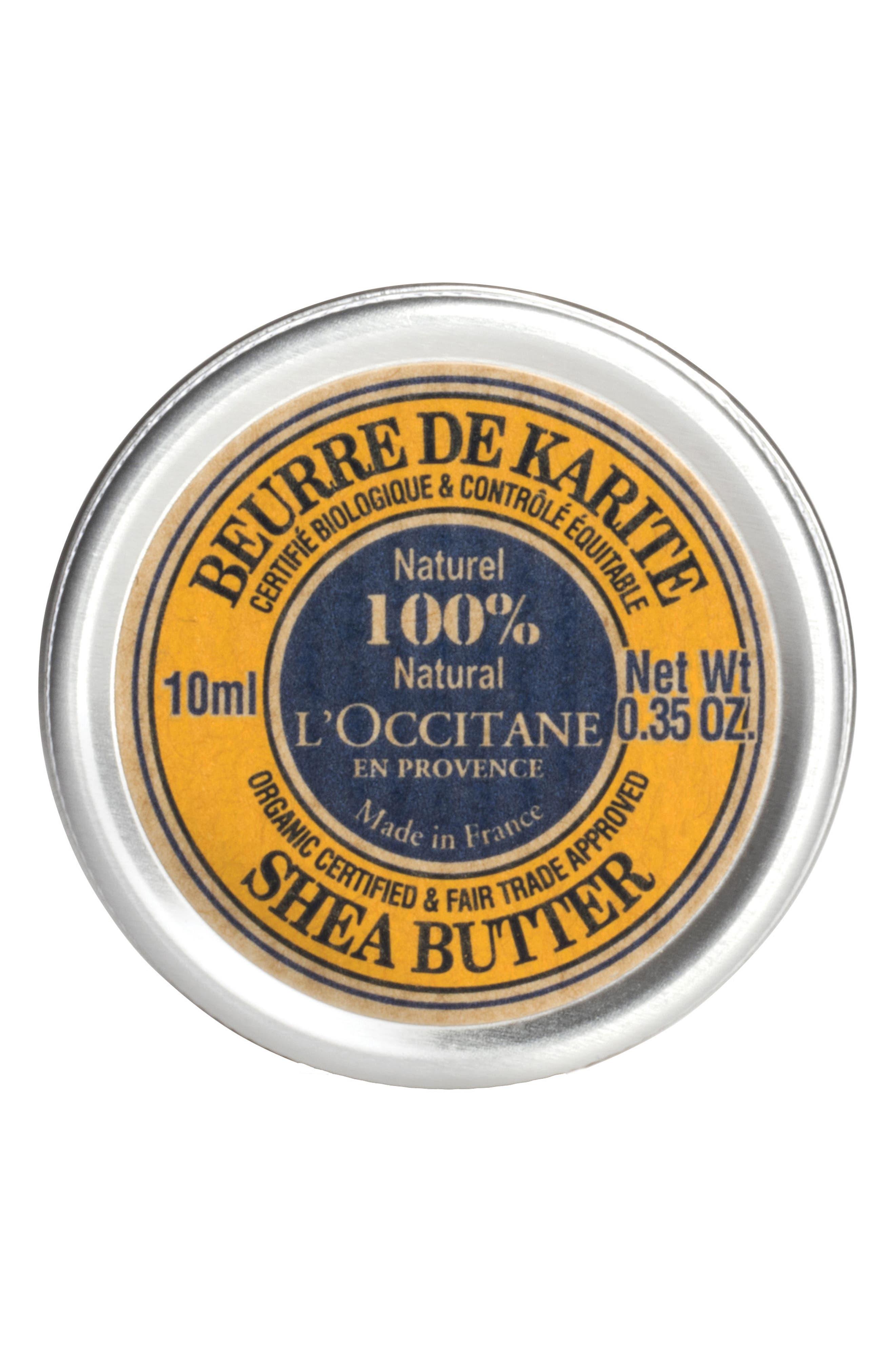 Mini Pure Shea Butter,                             Main thumbnail 1, color,                             000