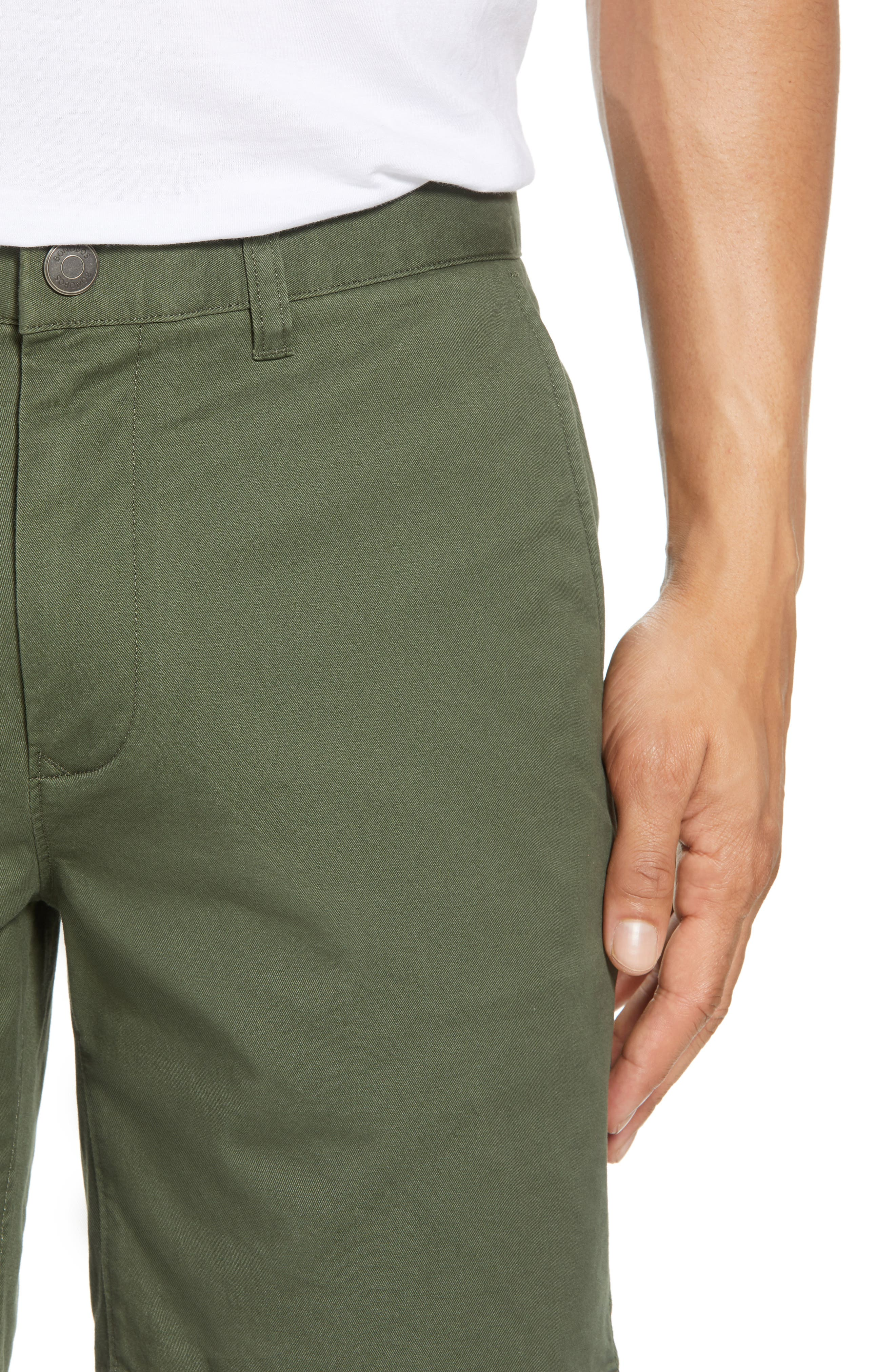 Stretch Washed Chino 7-Inch Shorts,                             Alternate thumbnail 71, color,
