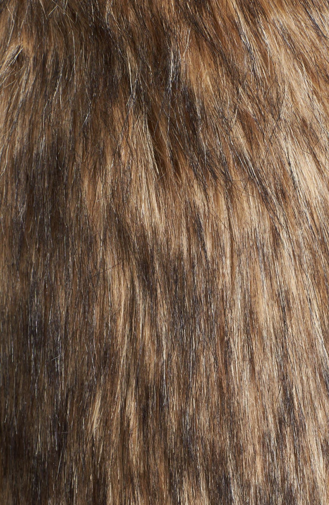 BB DAKOTA,                             'Perri' Faux Fur Collar Knit Vest,                             Alternate thumbnail 2, color,                             001