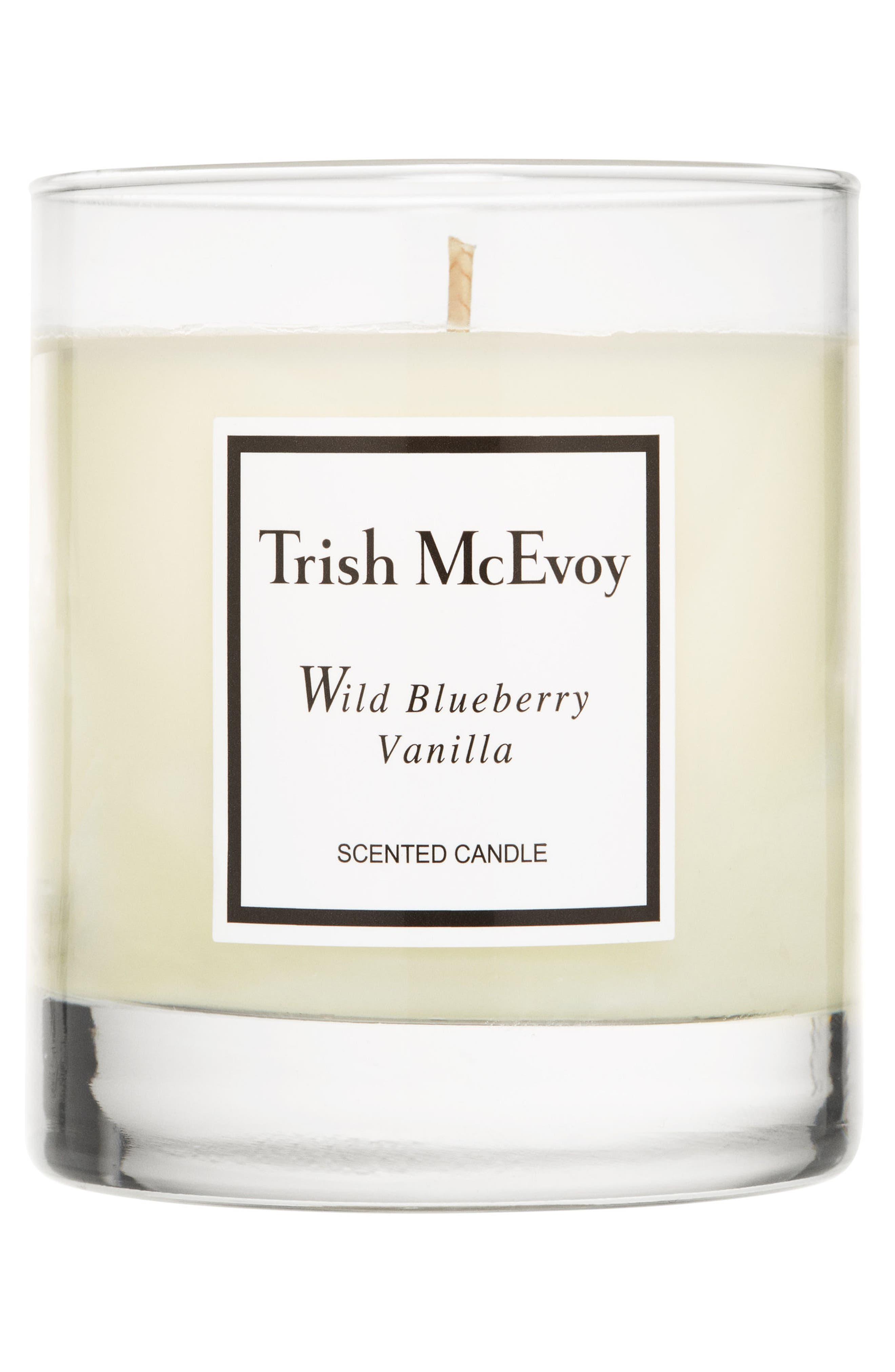 Wild Blueberry Vanilla Votive Candle,                             Alternate thumbnail 3, color,