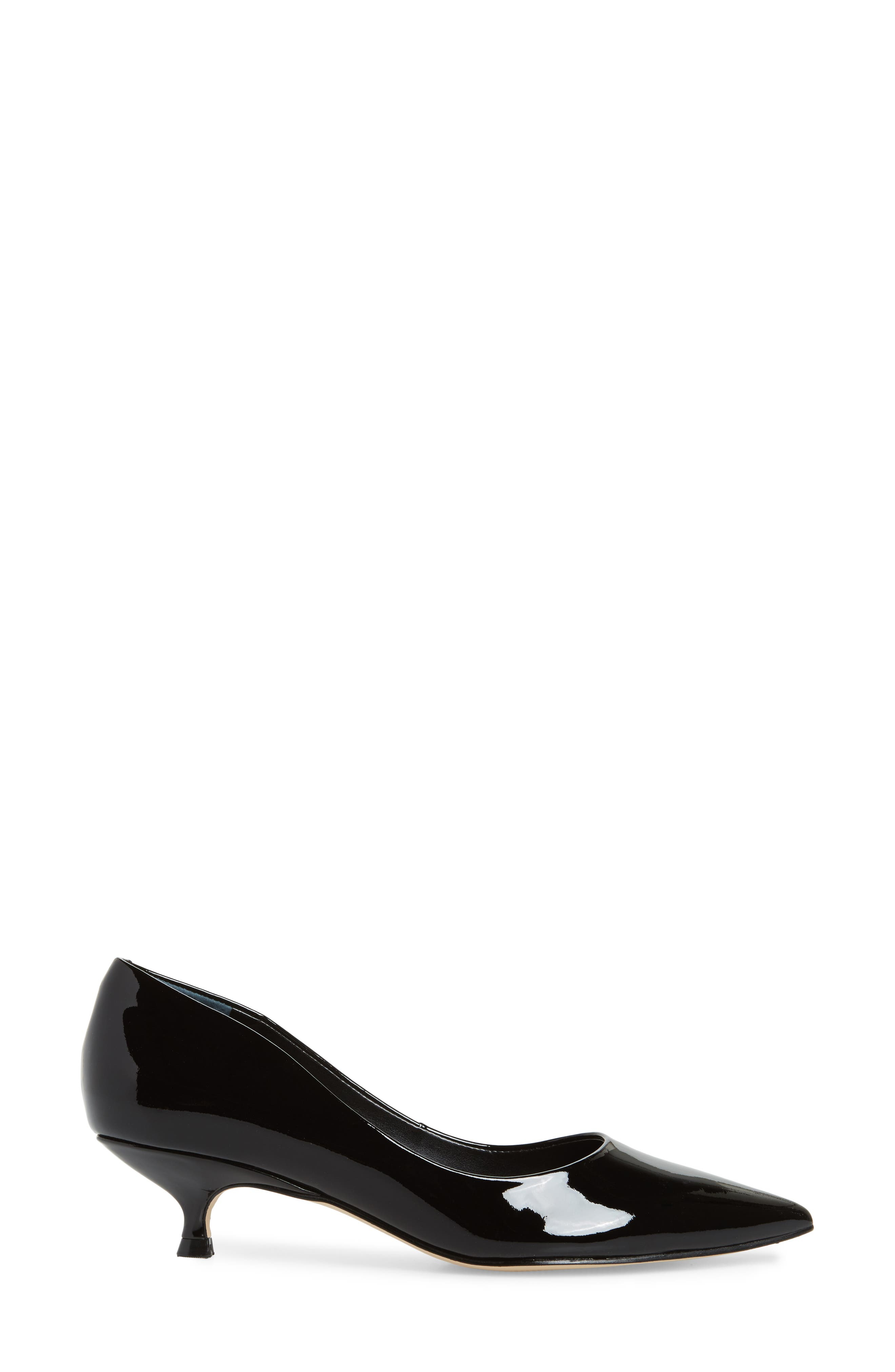 Xanthe Kitten Heel Pump,                             Alternate thumbnail 12, color,