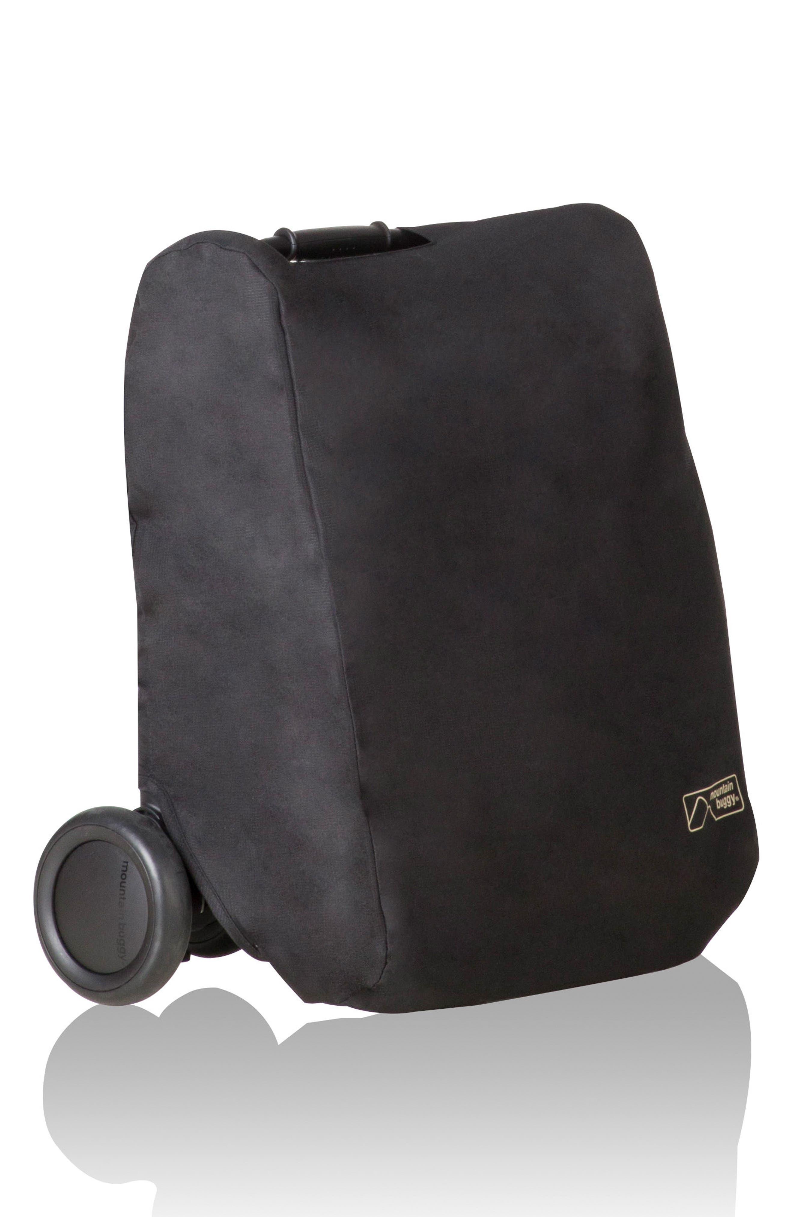 Nano Travel Stroller,                             Alternate thumbnail 6, color,                             BLACK
