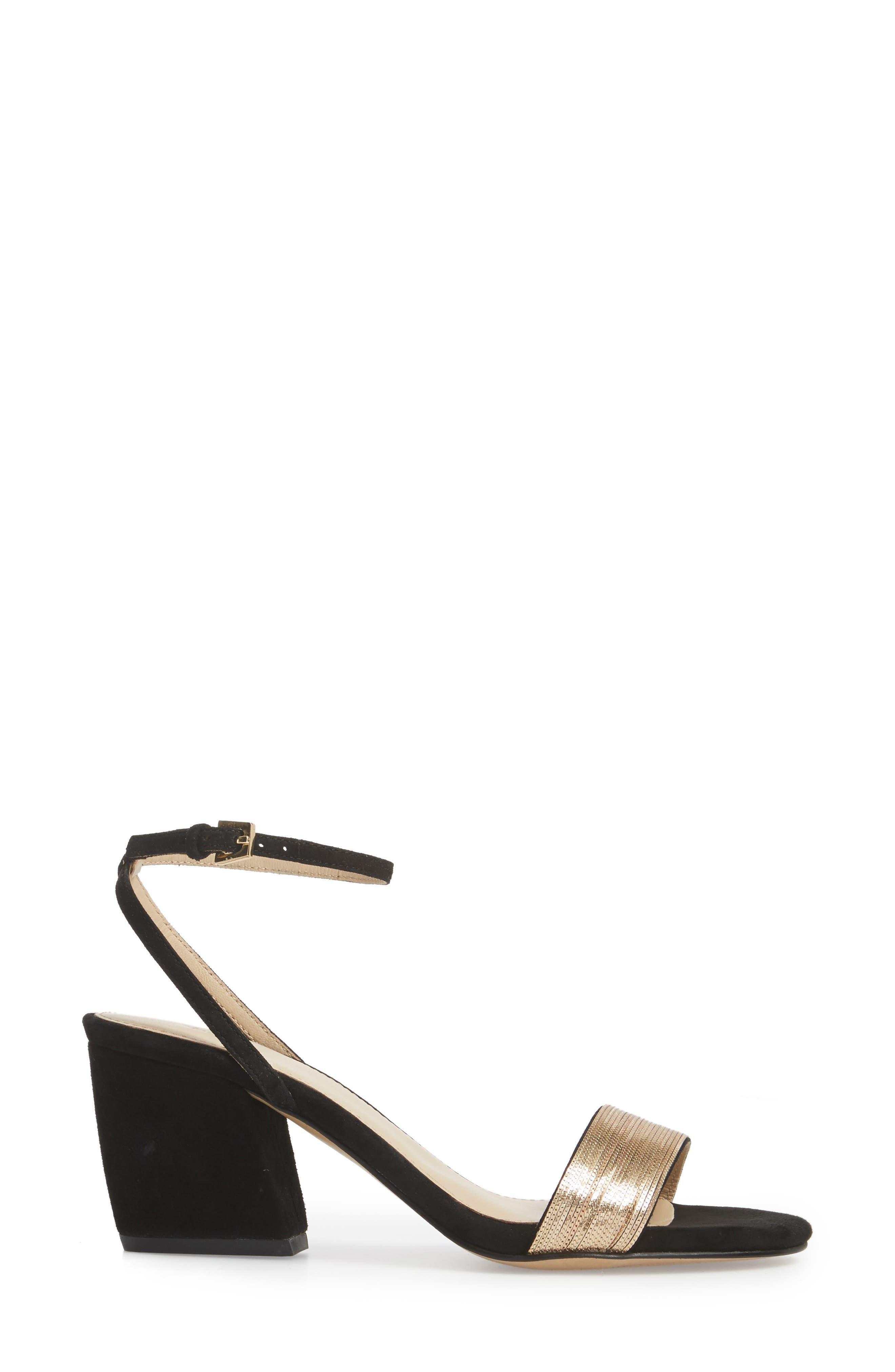 Persi Chain Wraparound Sandal,                             Alternate thumbnail 6, color,