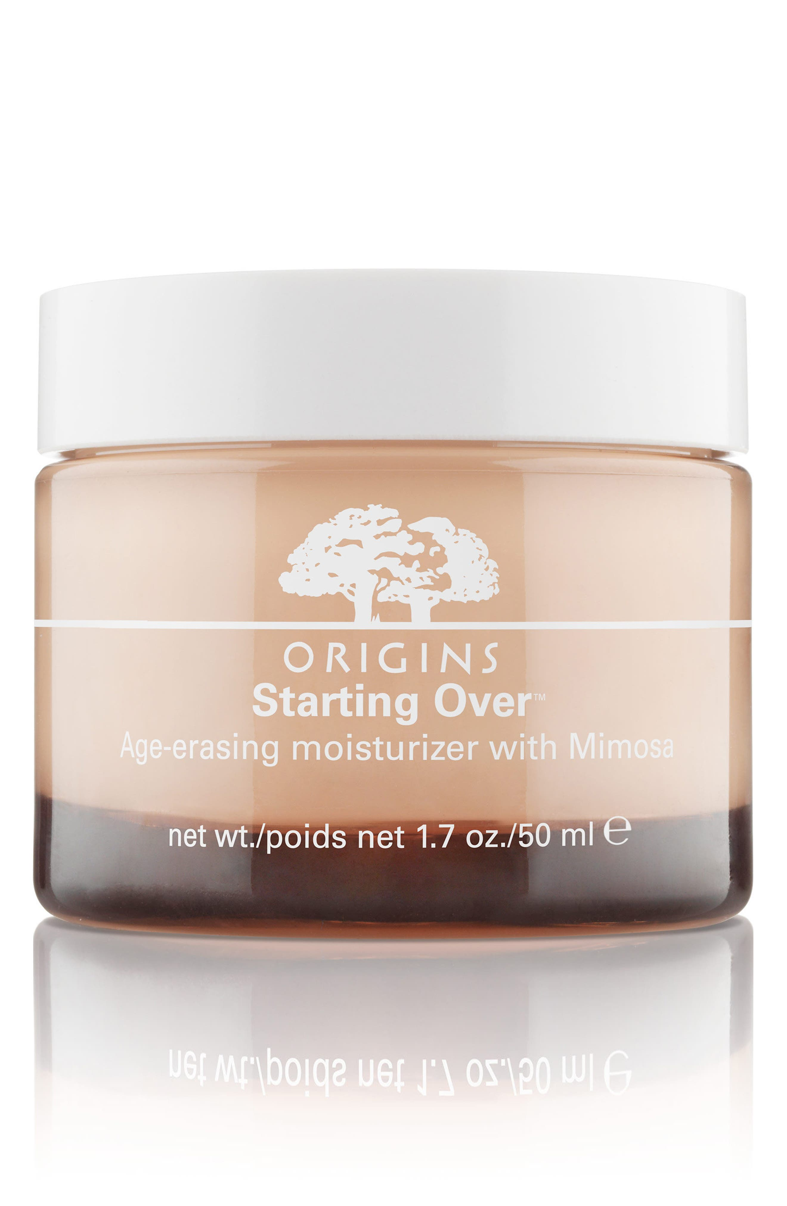 Starting Over<sup>™</sup> Age-Erasing Moisturizer with Mimosa,                             Main thumbnail 1, color,                             000