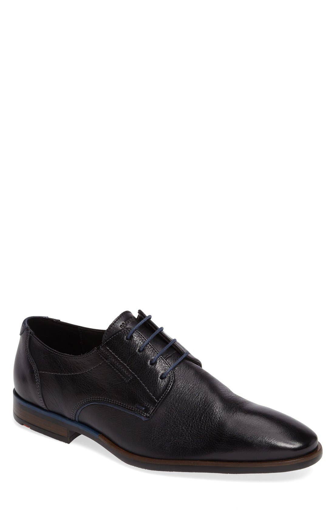 Konvent Plain Toe Derby,                         Main,                         color,