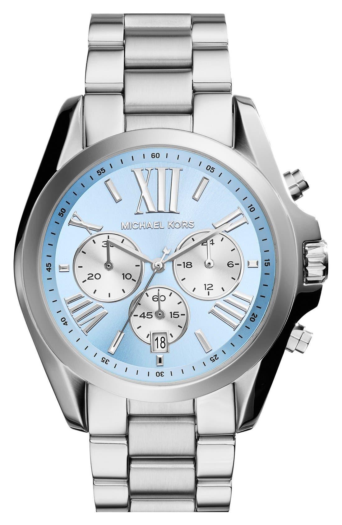 Bradshaw Chronograph Bracelet Watch, 43mm,                             Main thumbnail 6, color,