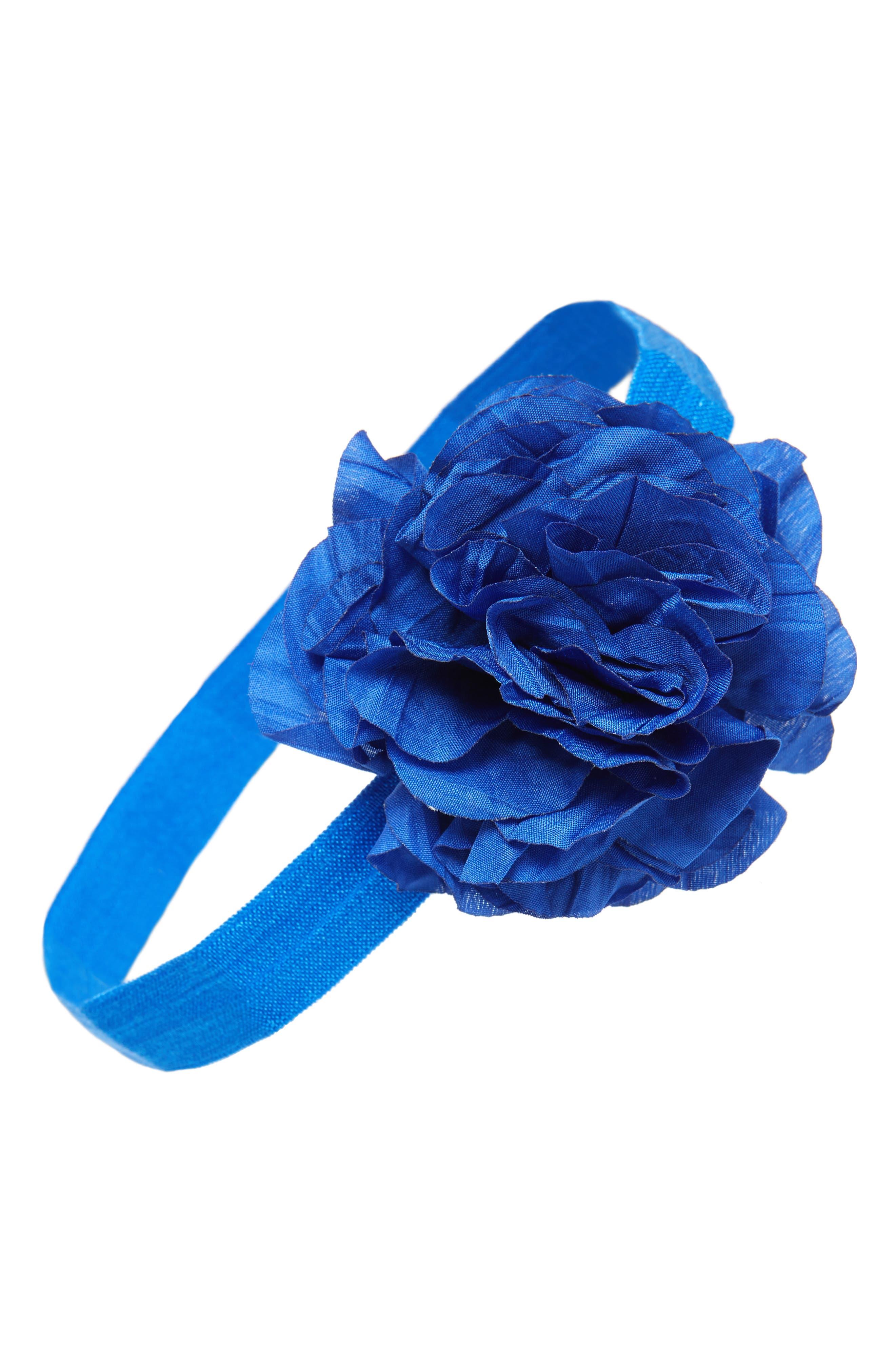 Flower Headband,                             Main thumbnail 1, color,                             410