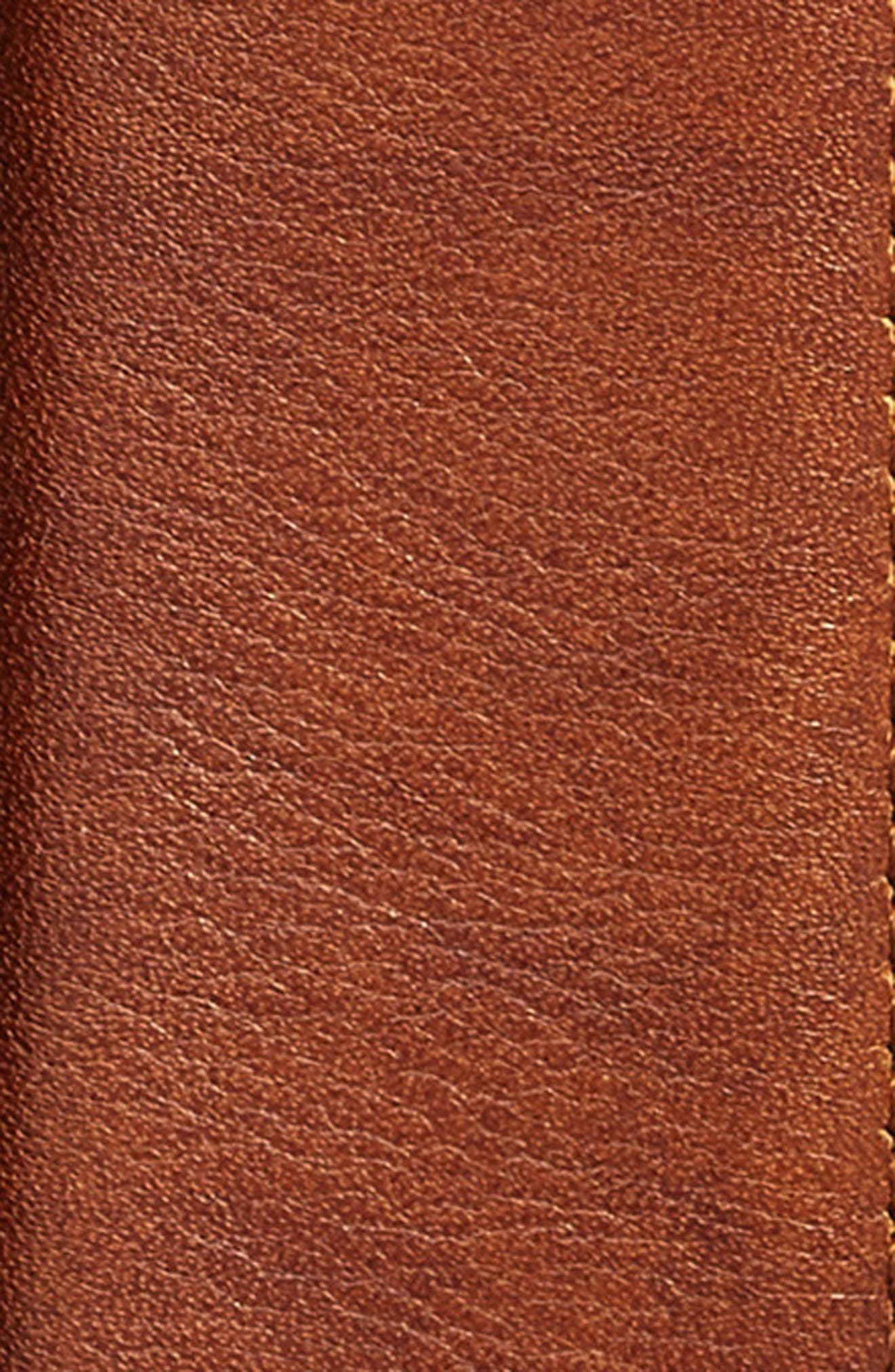 Hand Antiqued Leather Belt,                             Alternate thumbnail 2, color,                             200