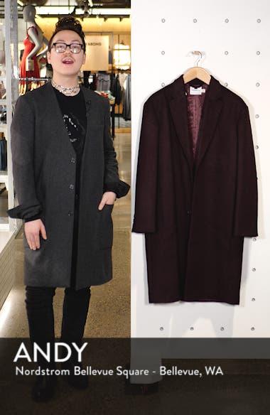 Hayden Oversize Overcoat, sales video thumbnail