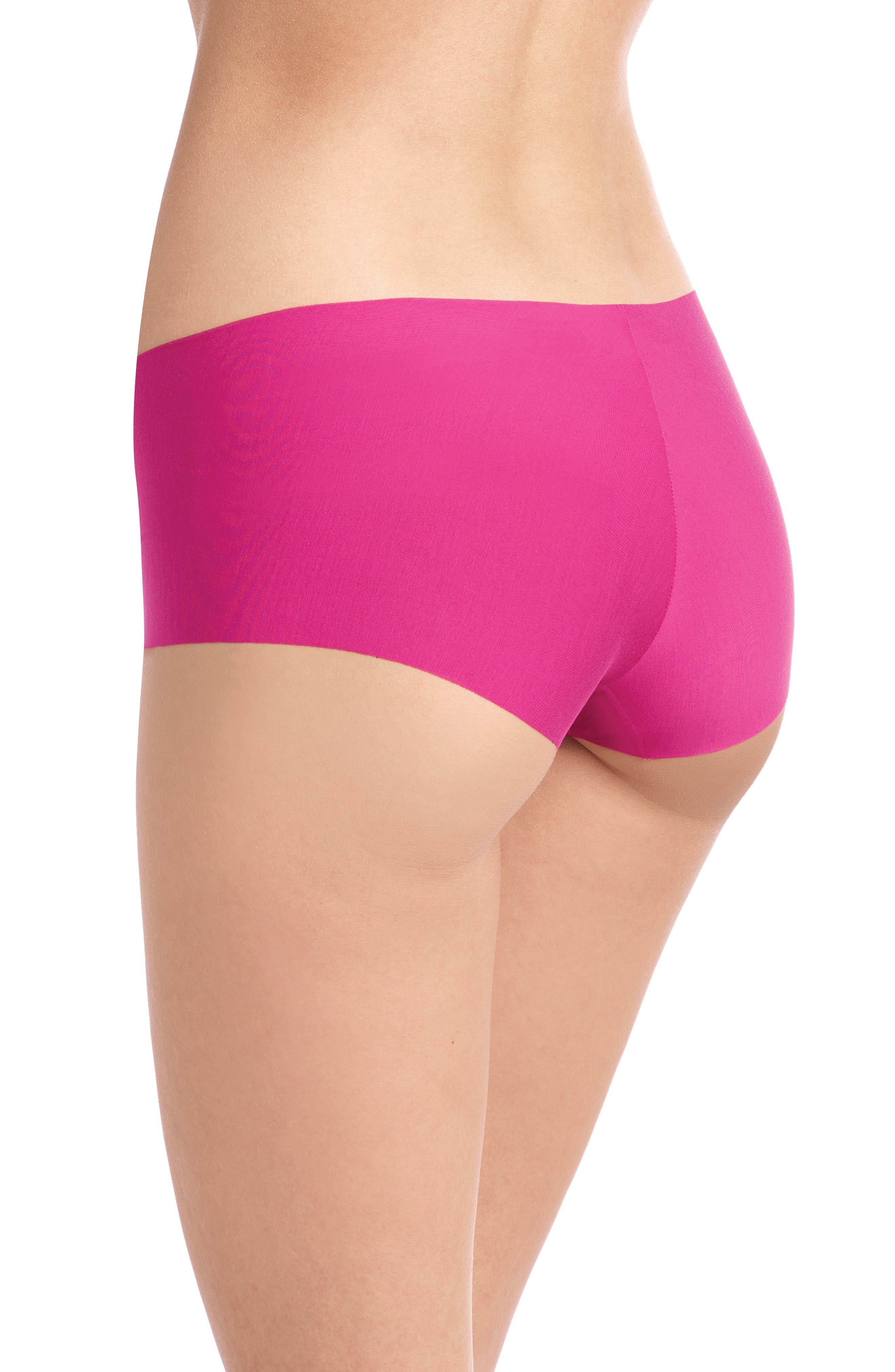 Butter Seamless Hipster Panties,                             Alternate thumbnail 19, color,