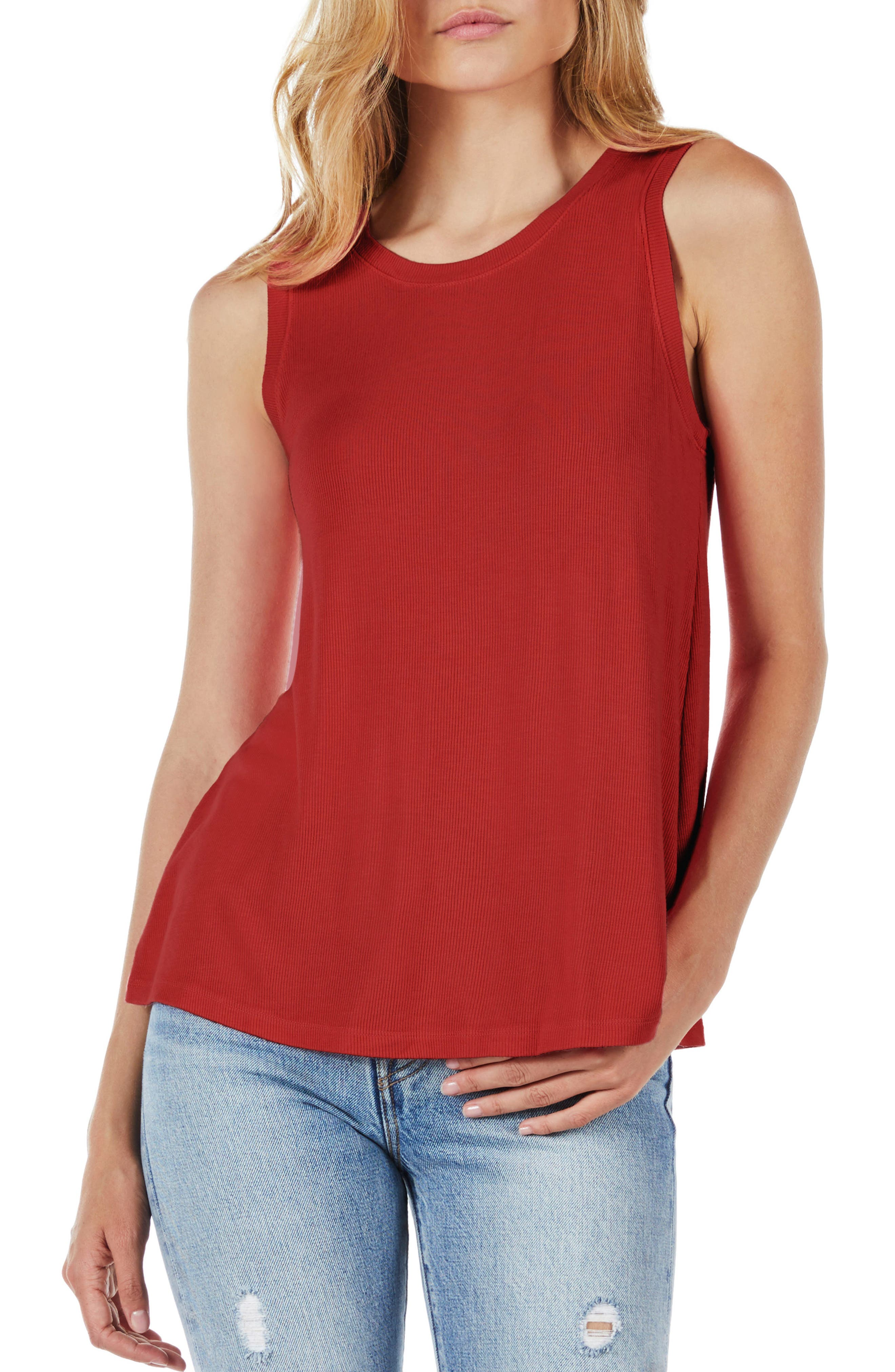 Twist Back Tank,                             Main thumbnail 3, color,