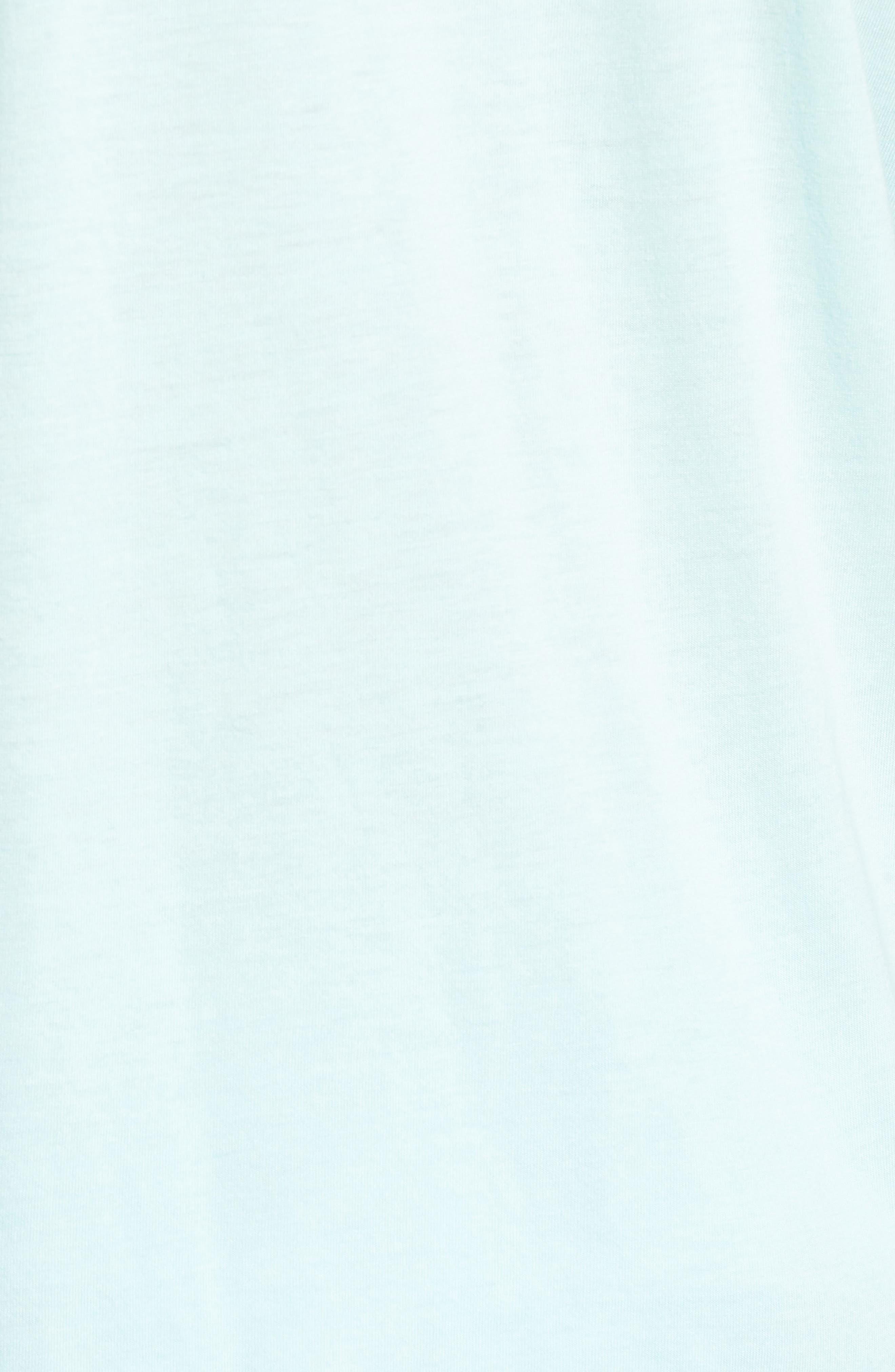 Essential V-Neck T-Shirt,                             Alternate thumbnail 48, color,