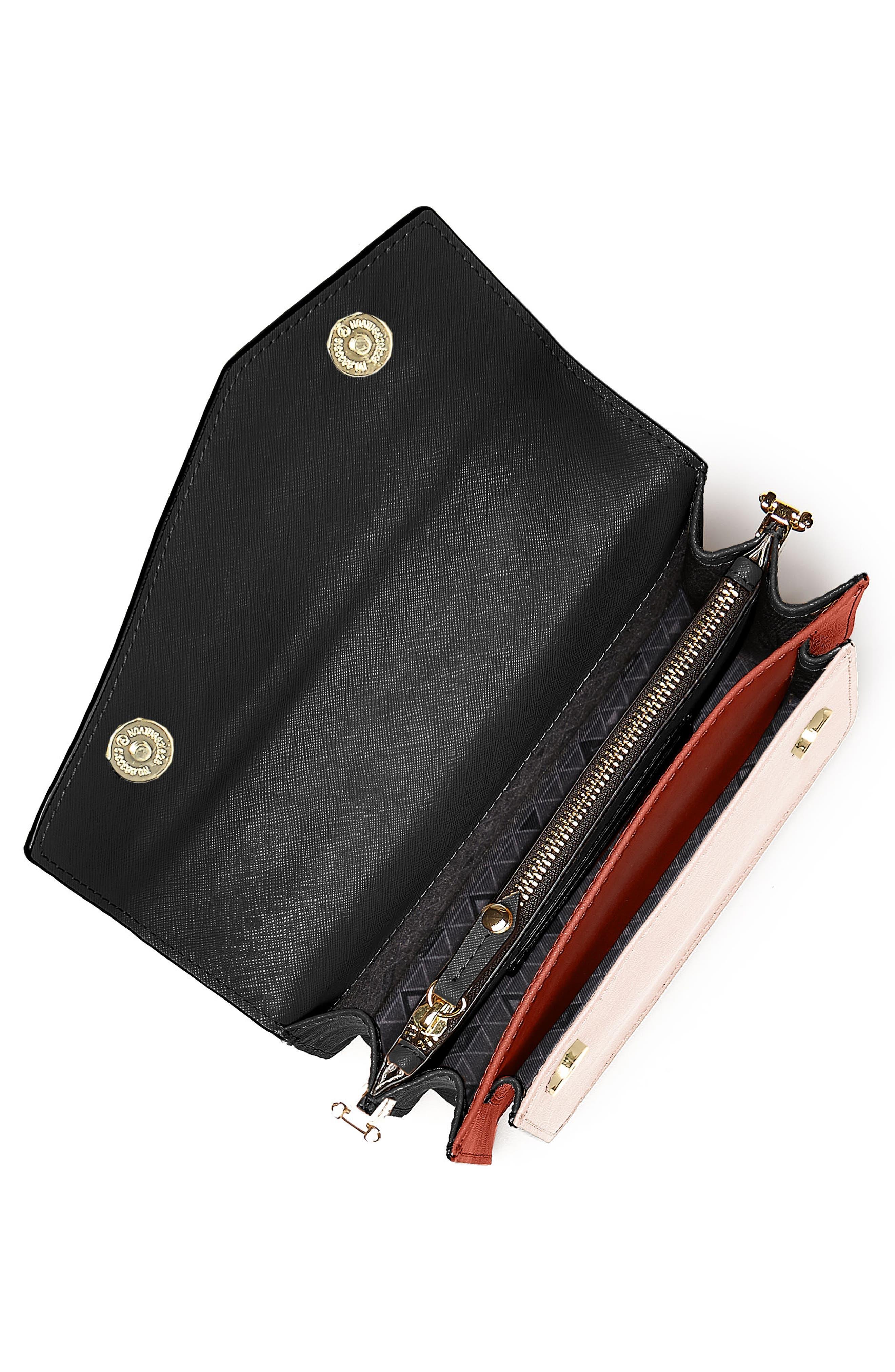 Cobble Hill Leather Crossbody Bag,                             Alternate thumbnail 89, color,