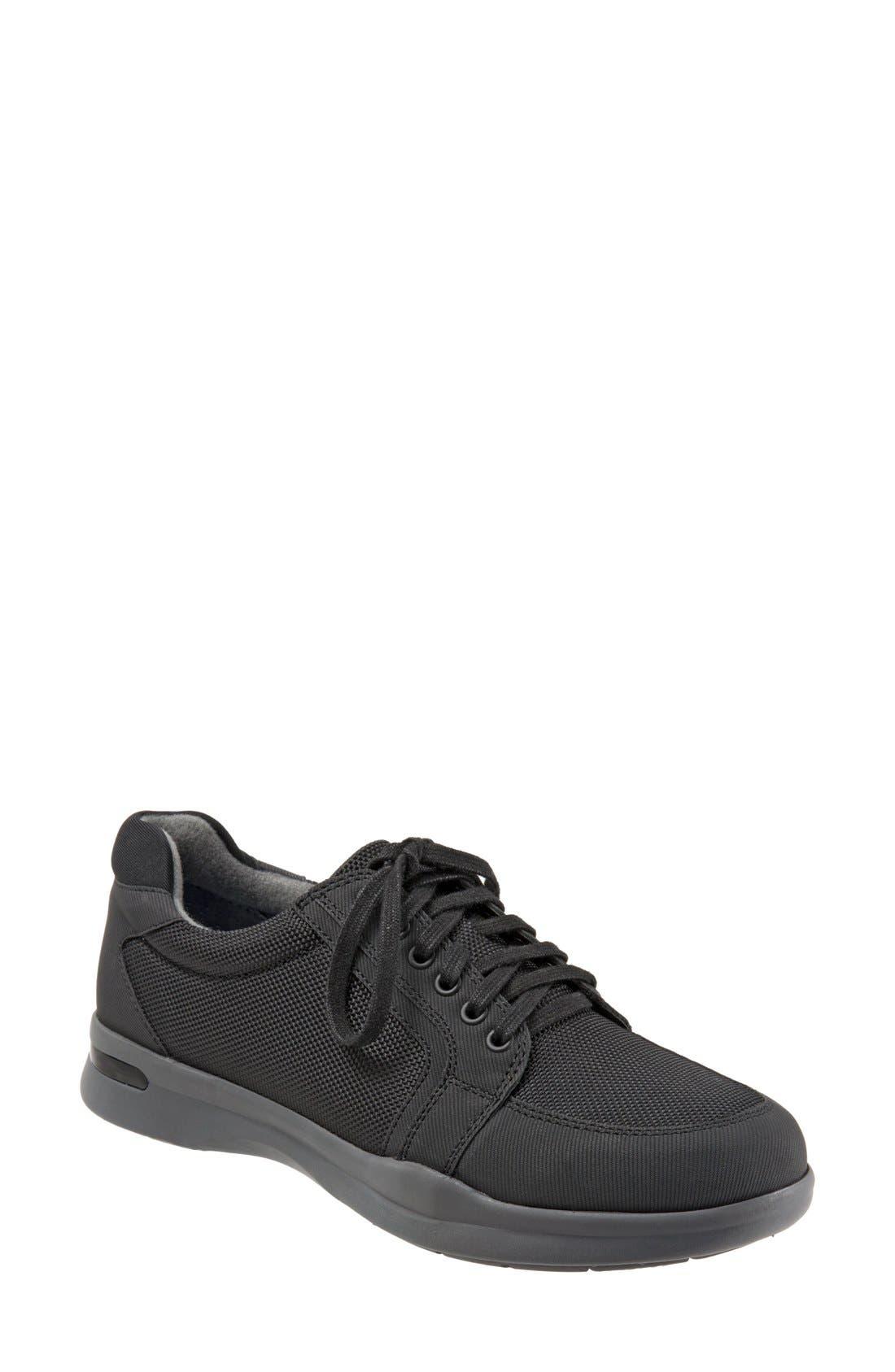 'Vital' Sneaker,                         Main,                         color, BLACK