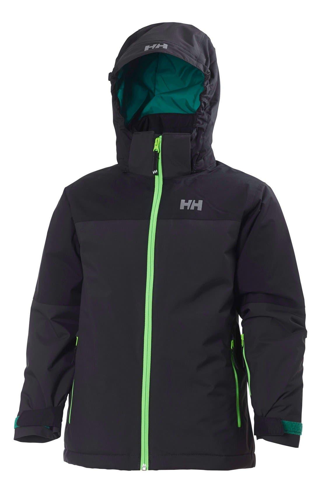 'Progress' Waterproof Hooded Jacket,                             Main thumbnail 3, color,