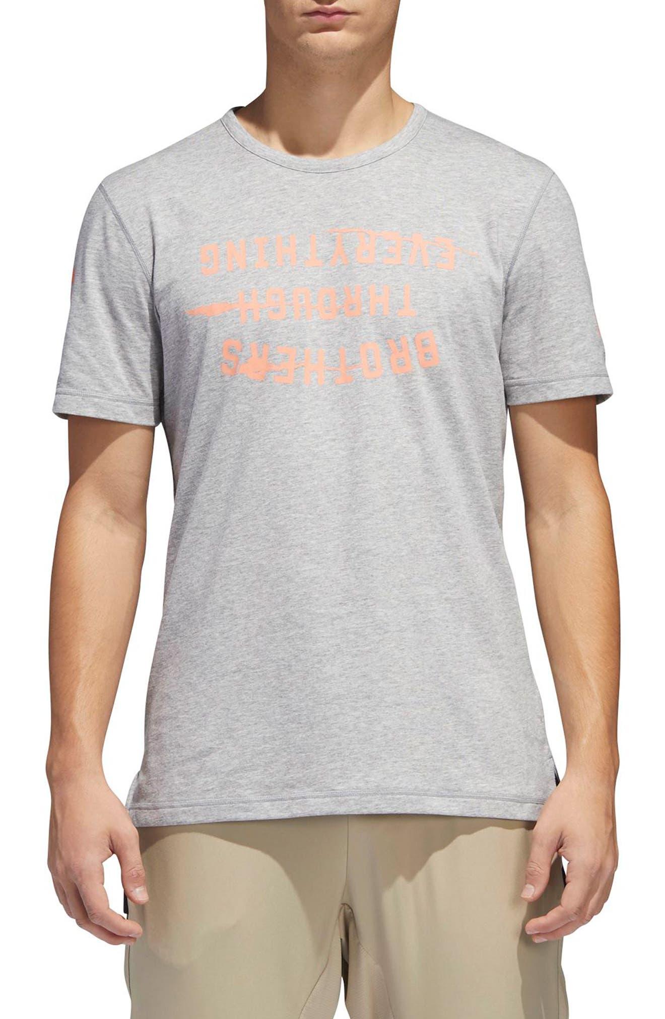 Harden Brand Slogan T-Shirt,                             Main thumbnail 2, color,