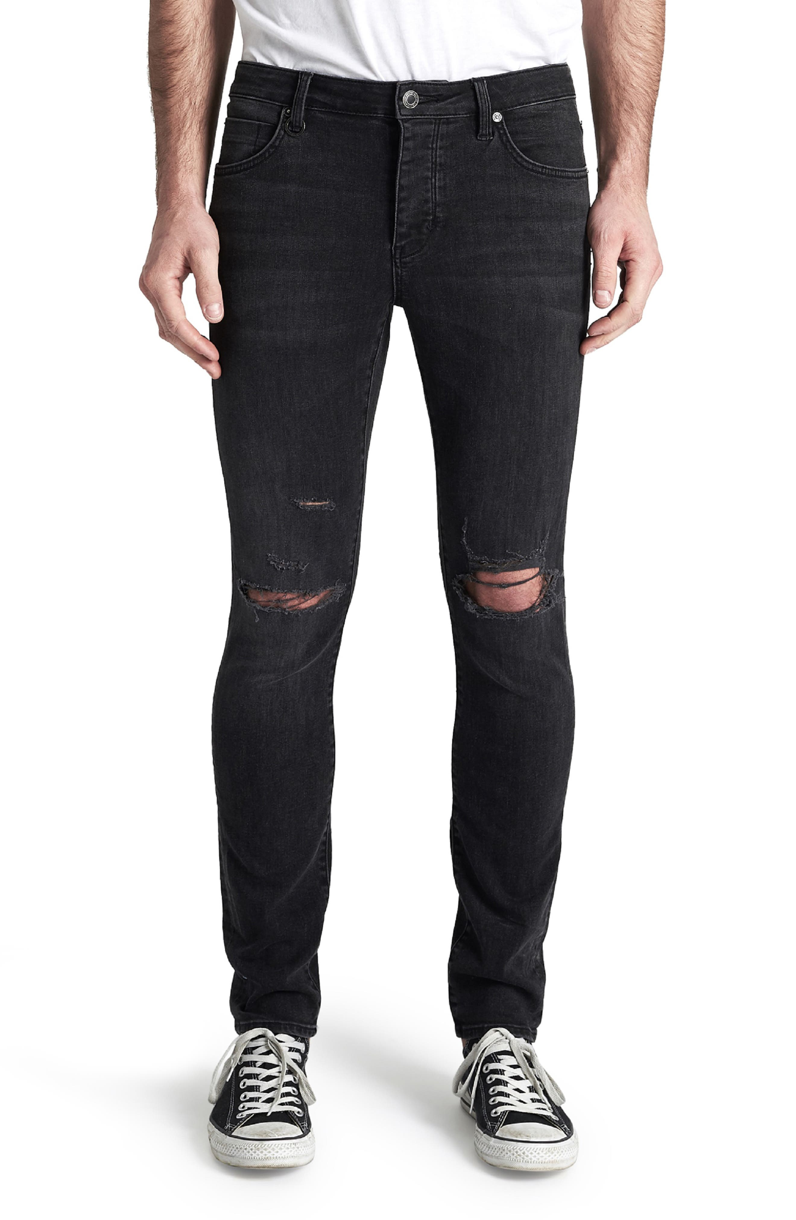 Iggy Skinny Fit Jeans,                         Main,                         color, WOLFGANG