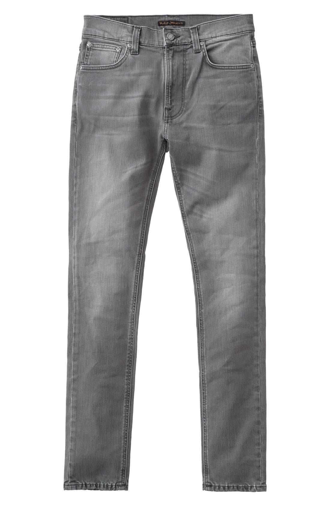 'Lean Dean' Skinny Fit Jeans,                             Alternate thumbnail 2, color,                             020