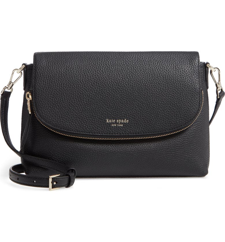 91e3cdb3f012 kate spade new york large polly leather crossbody bag
