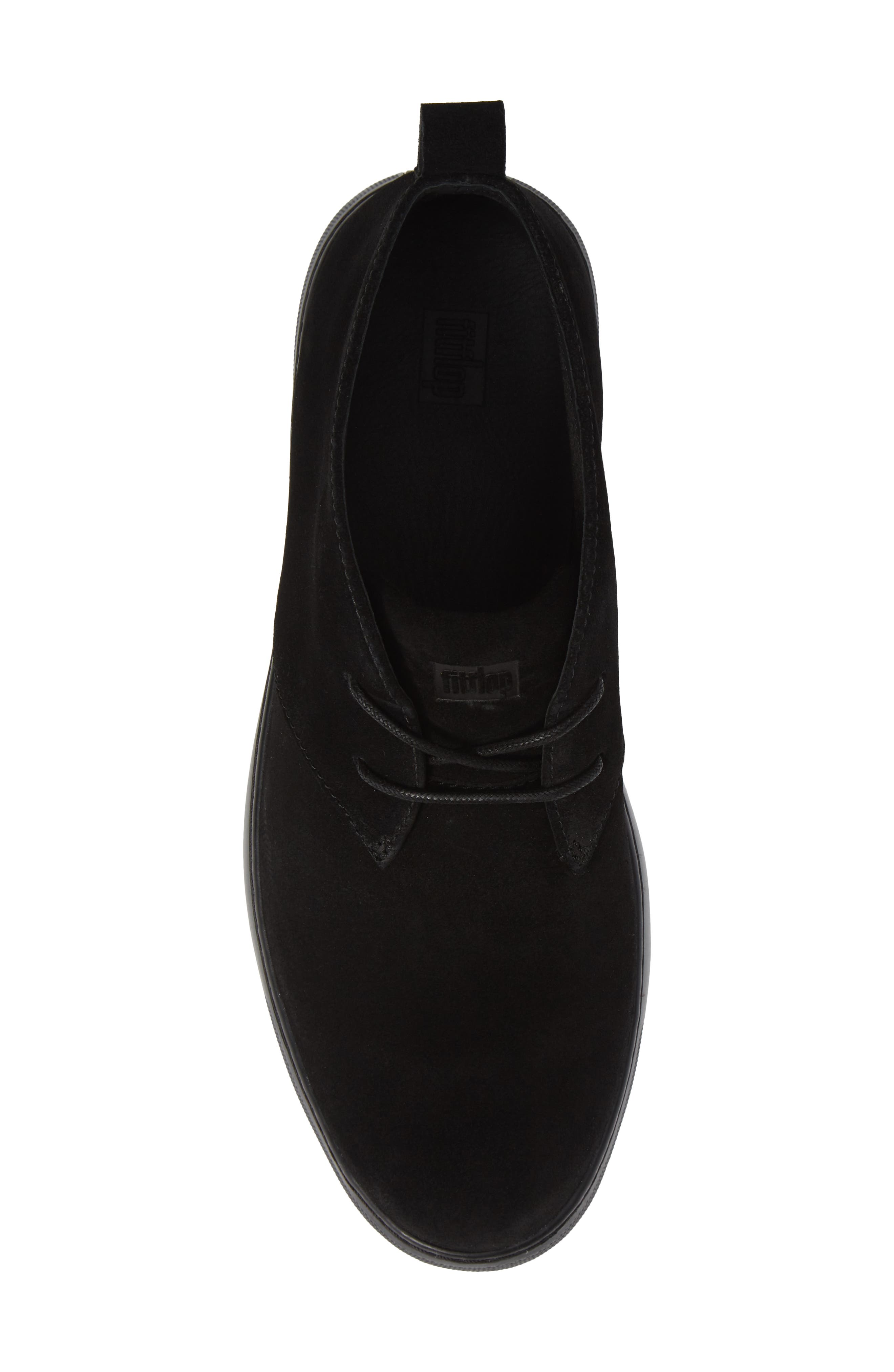 Zackery Chukka Boot,                             Alternate thumbnail 5, color,                             001
