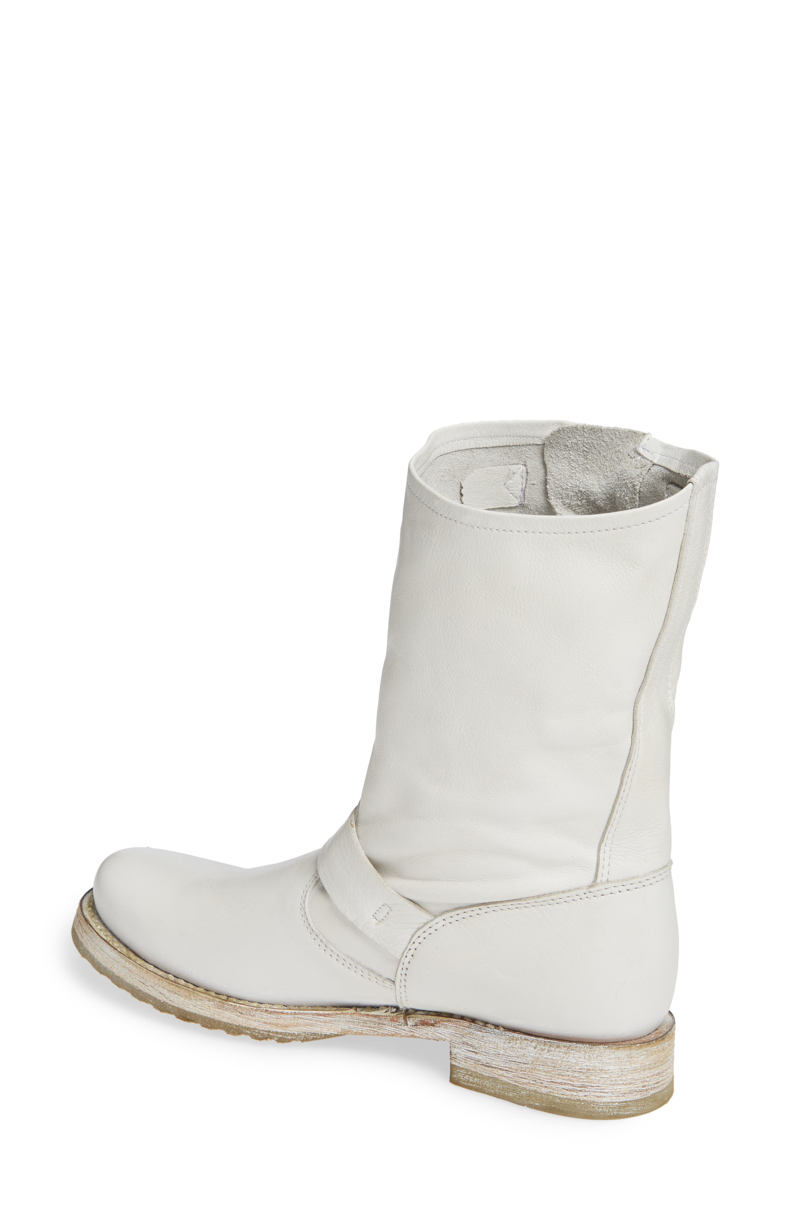 'Veronica Short' Slouchy Boot,                             Alternate thumbnail 13, color,